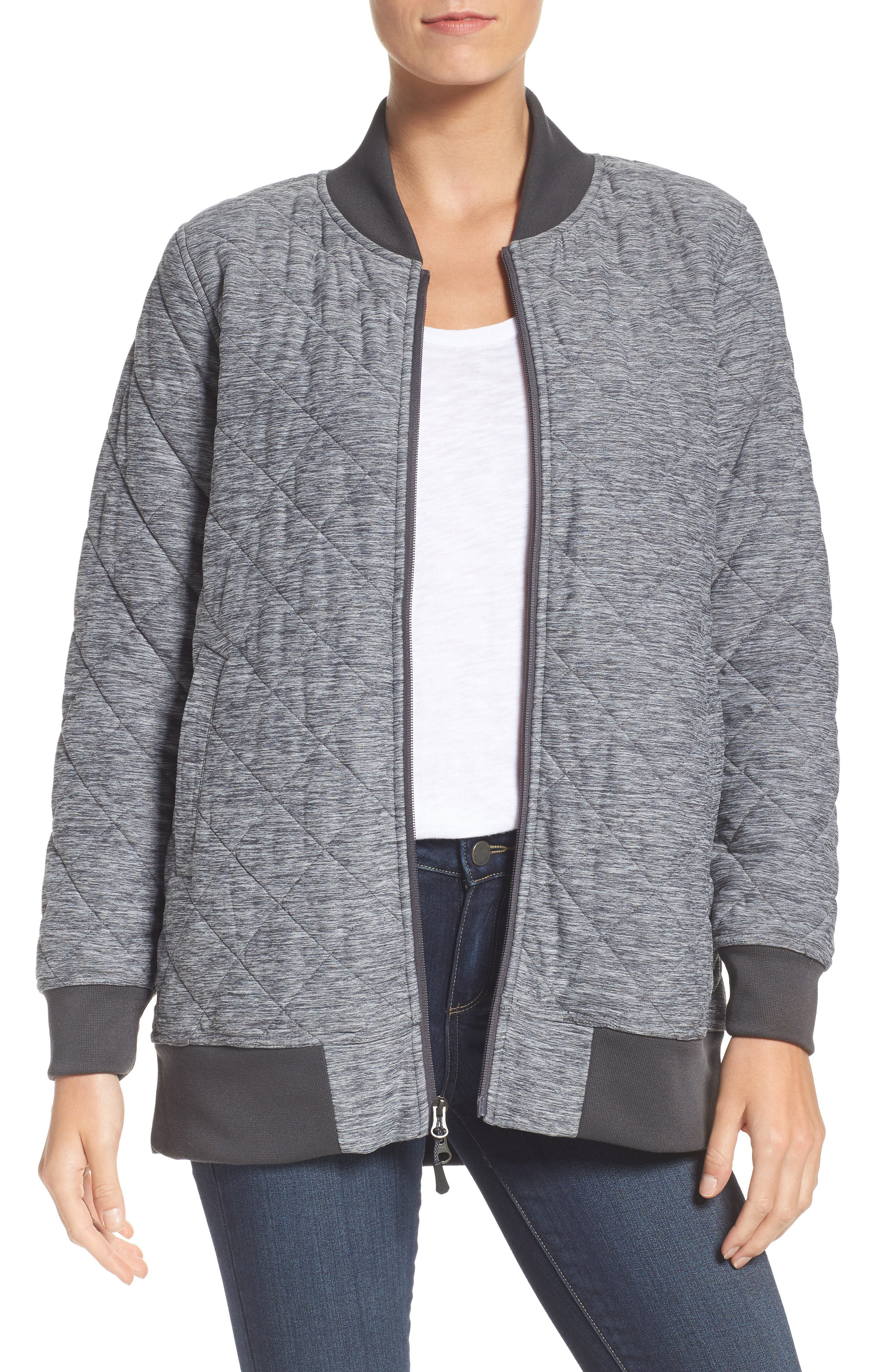 Alternate Image 1 Selected - The North Face Mod Insulated Knit Jacket