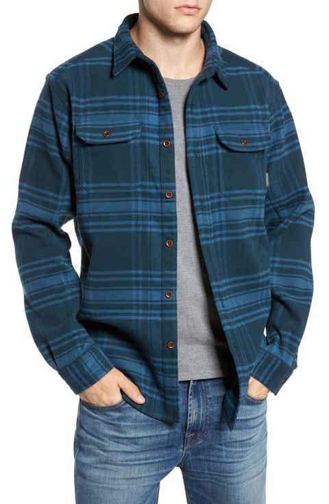 Men's Shirt Jackets: Flannel, Wool & Denim   Nordstrom