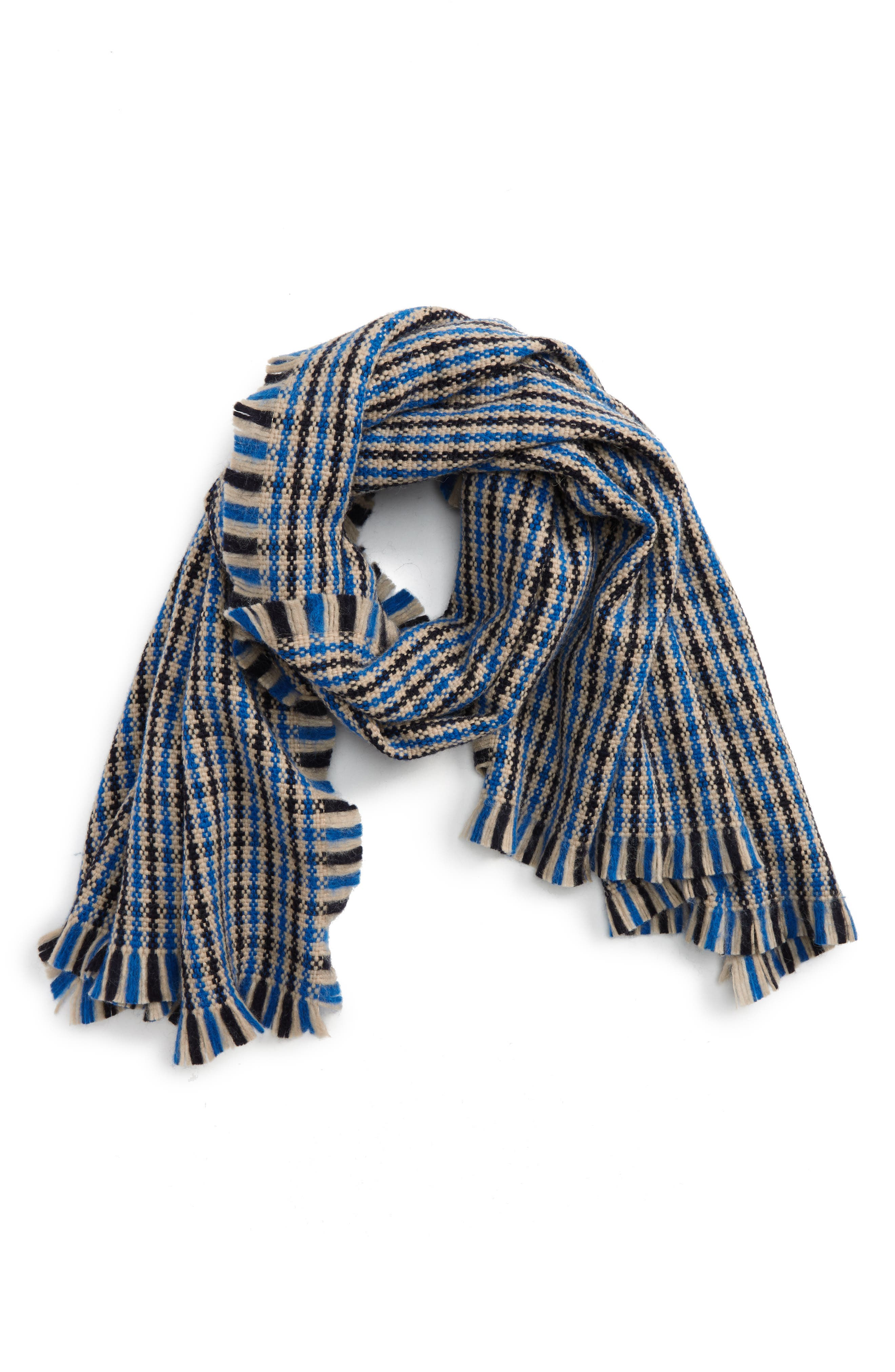Alternate Image 2  - Stella McCartney Riding Check Scarf