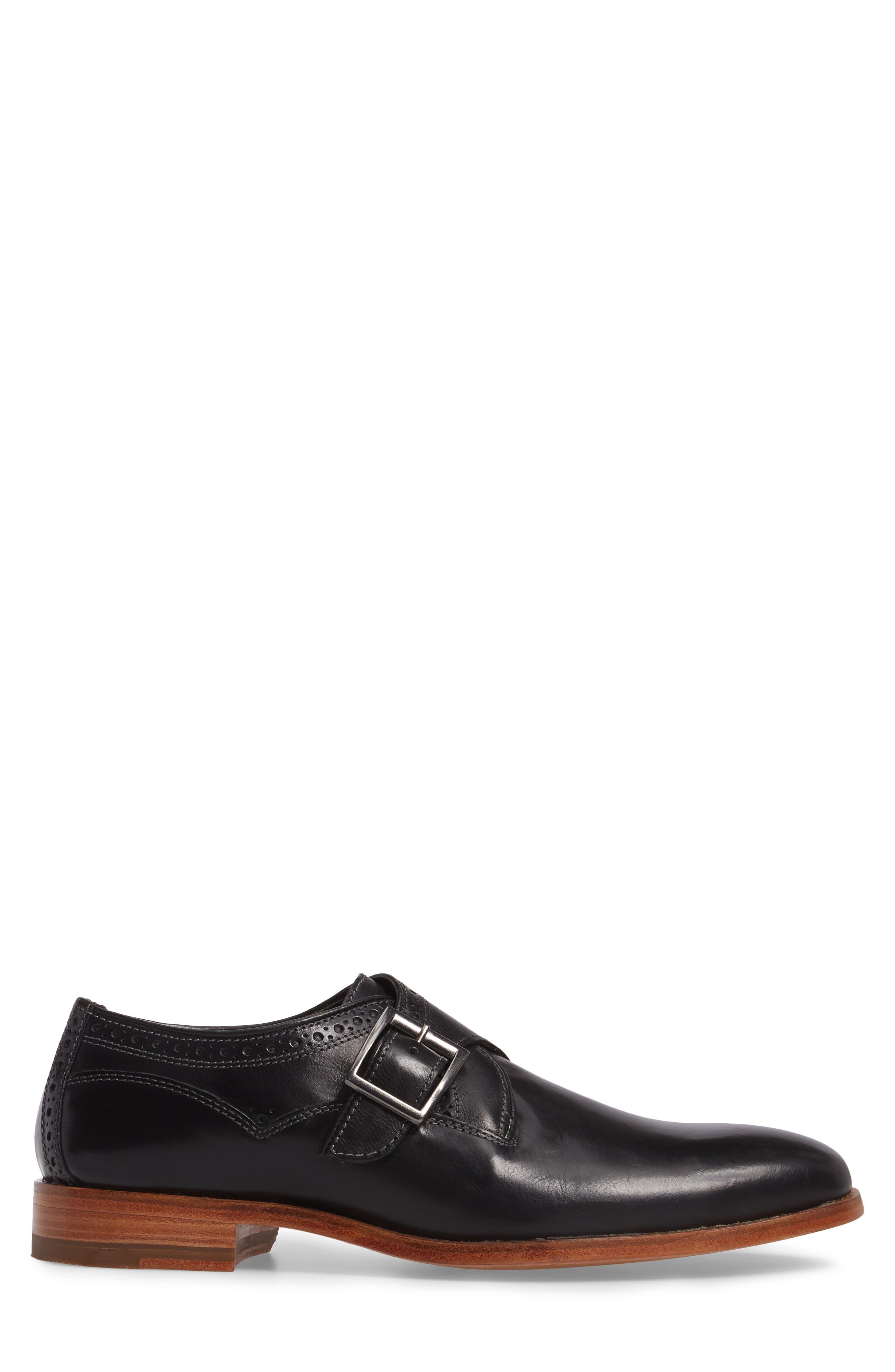 Alternate Image 3  - J&M 1850 Graham Monk Strap Shoe (Men)