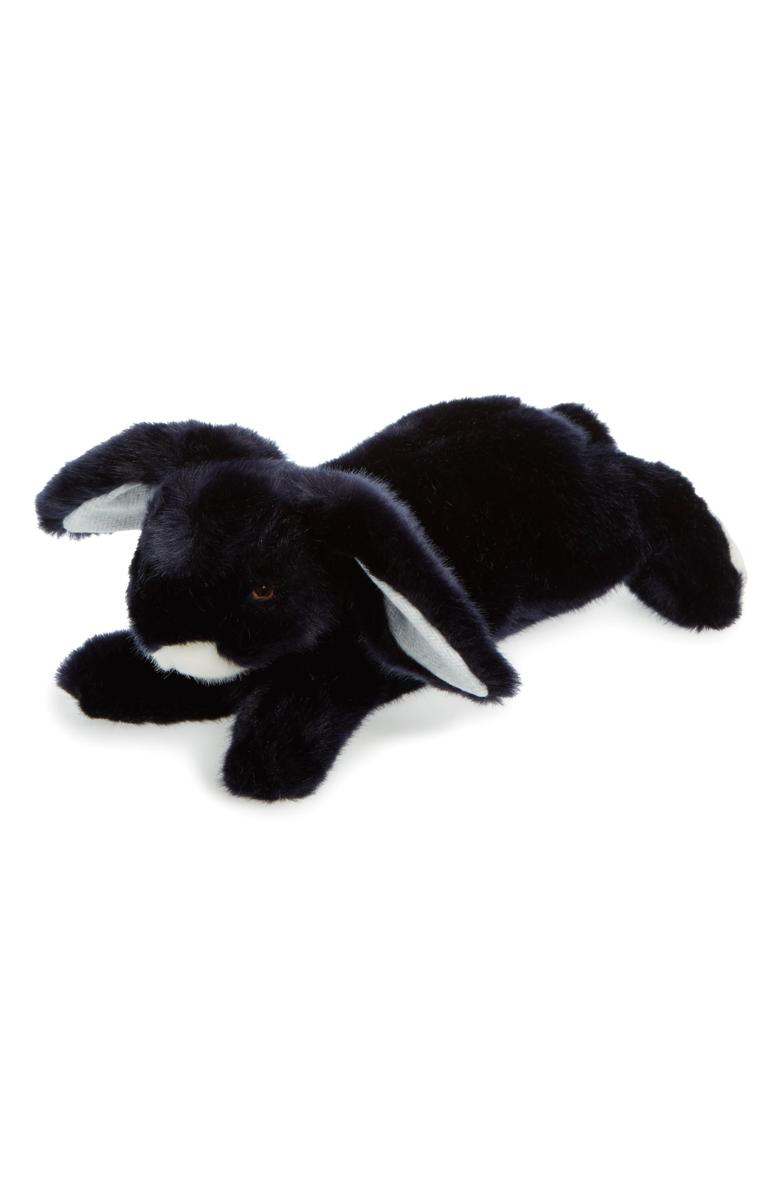 Main Image - Pamplemousse Peluches x Liberty of London Martin the Rabbit Stuffed Animal