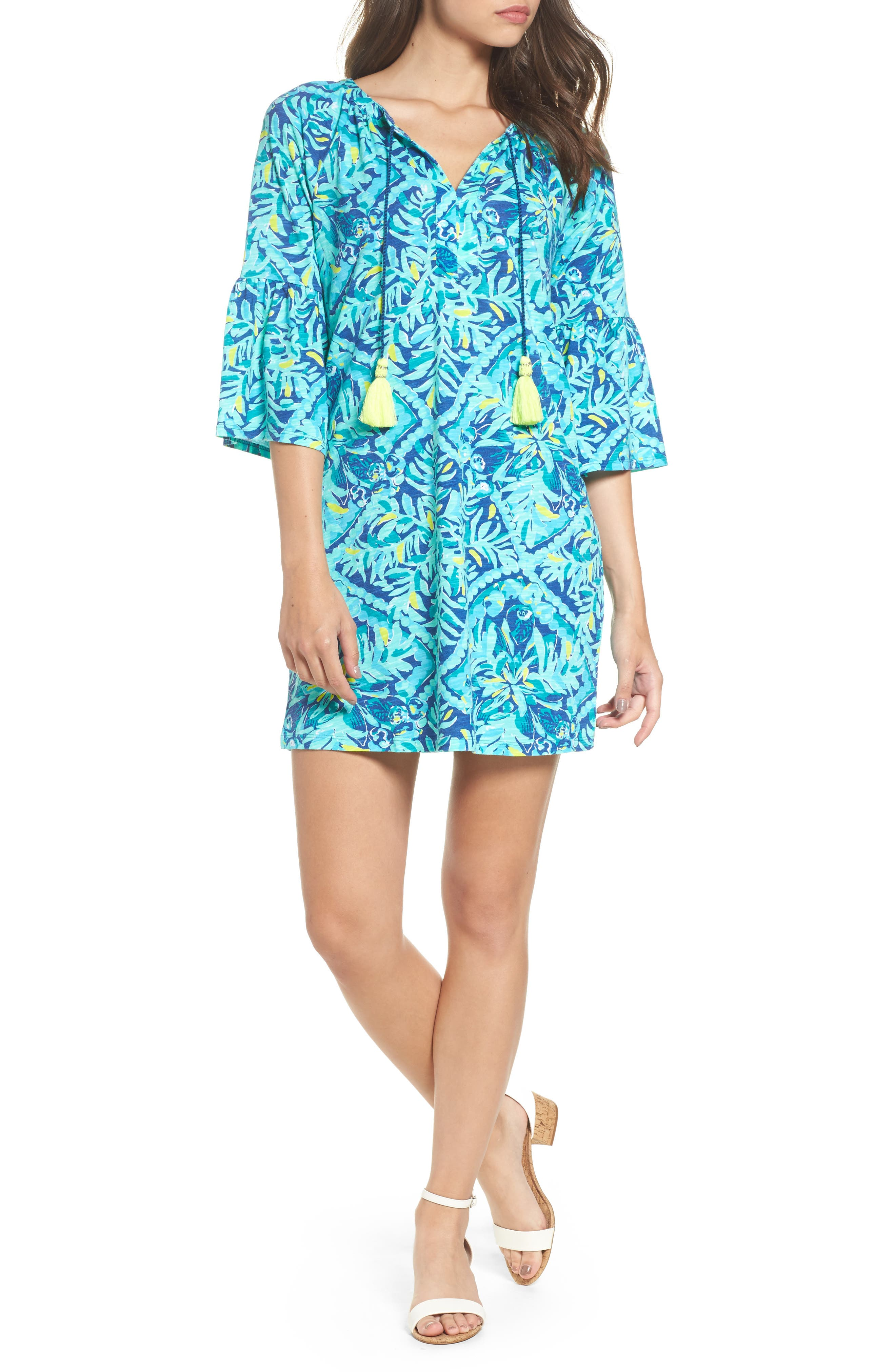 Main Image - Lilly Pulitzer® Del Lago Tunic Dress
