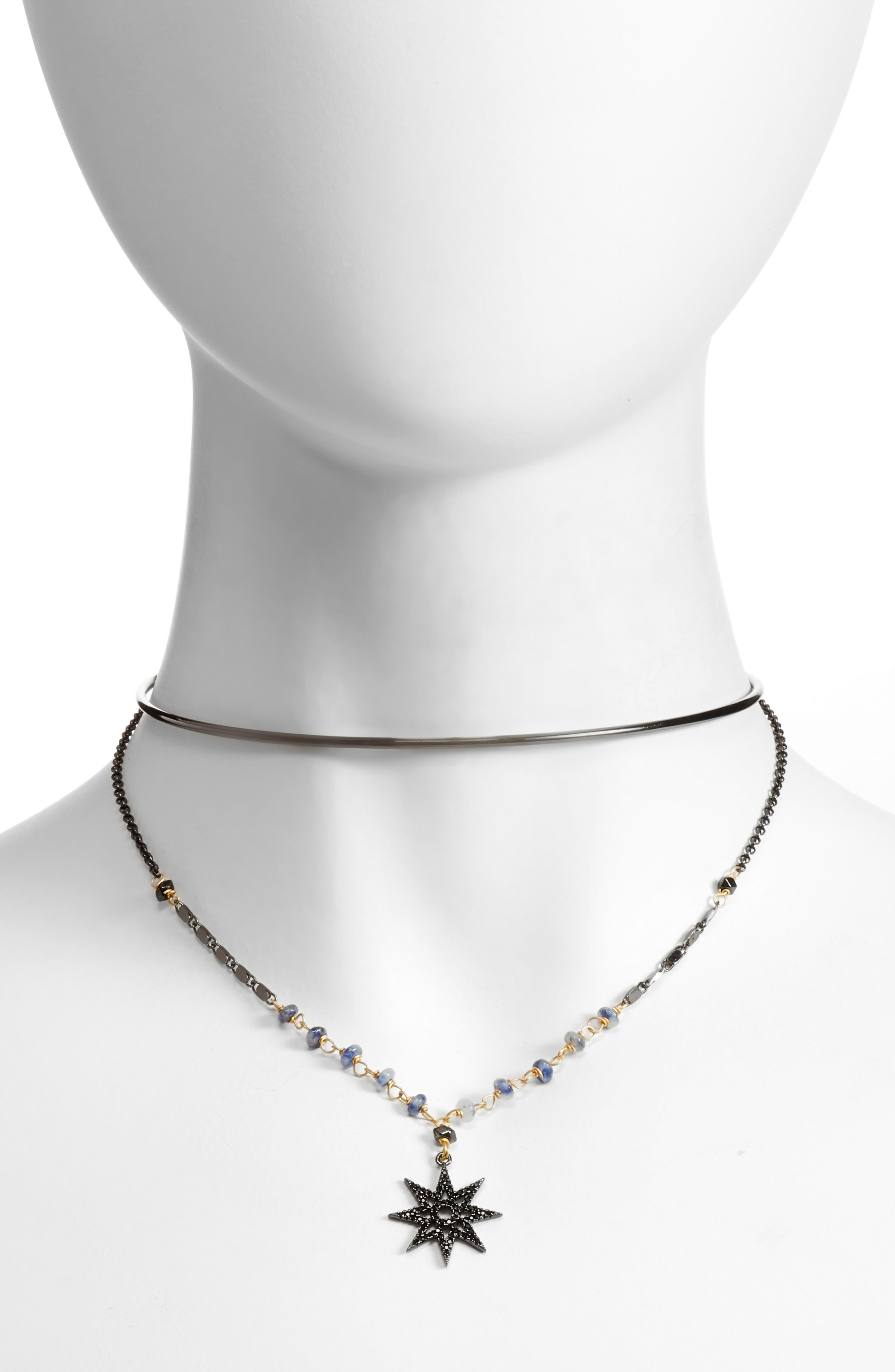 Nakamol Design Layered Choker