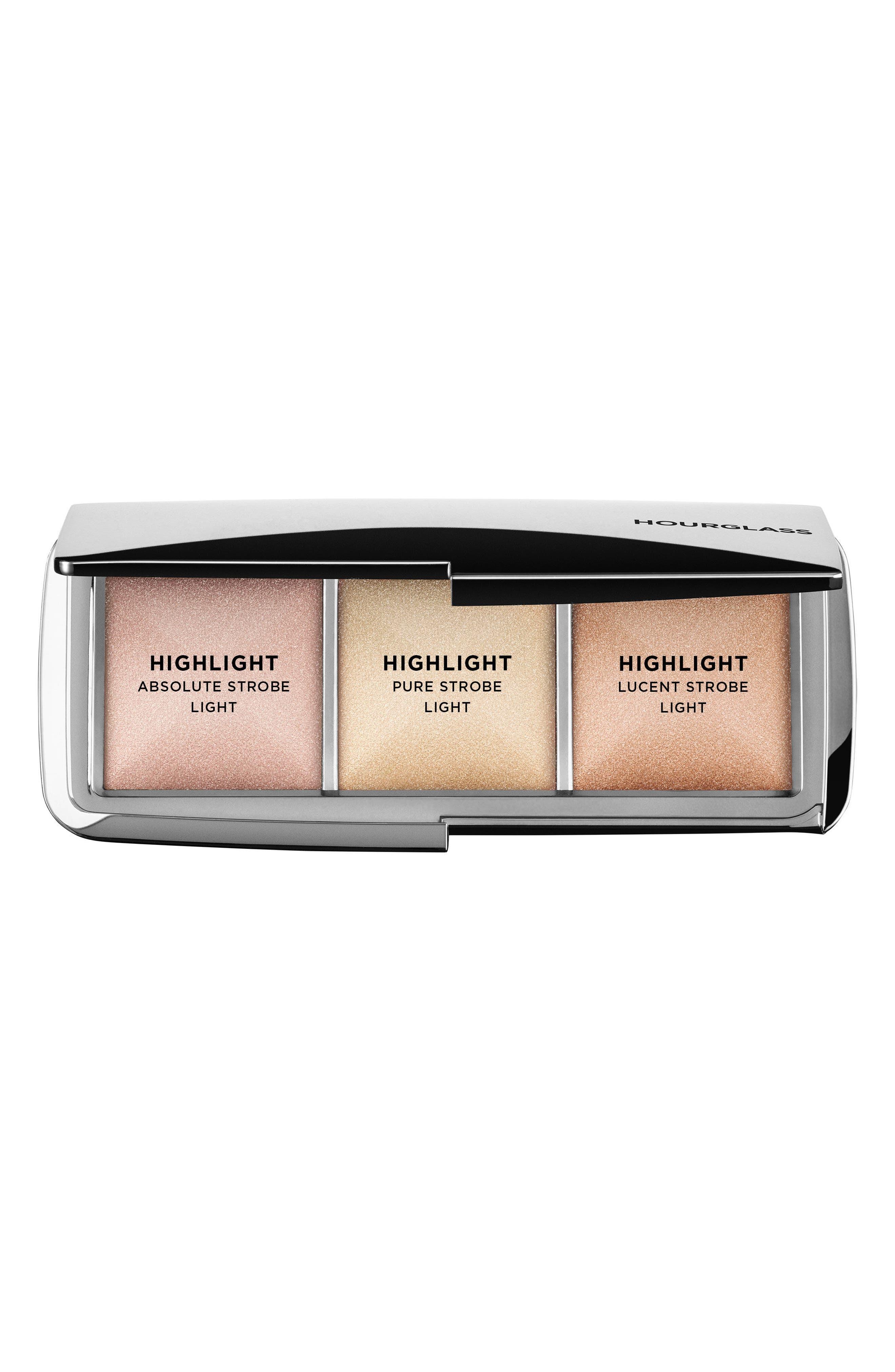Alternate Image 2  - HOURGLASS Ambient® Metallic Strobe Lighting Palette (Limited Edition)