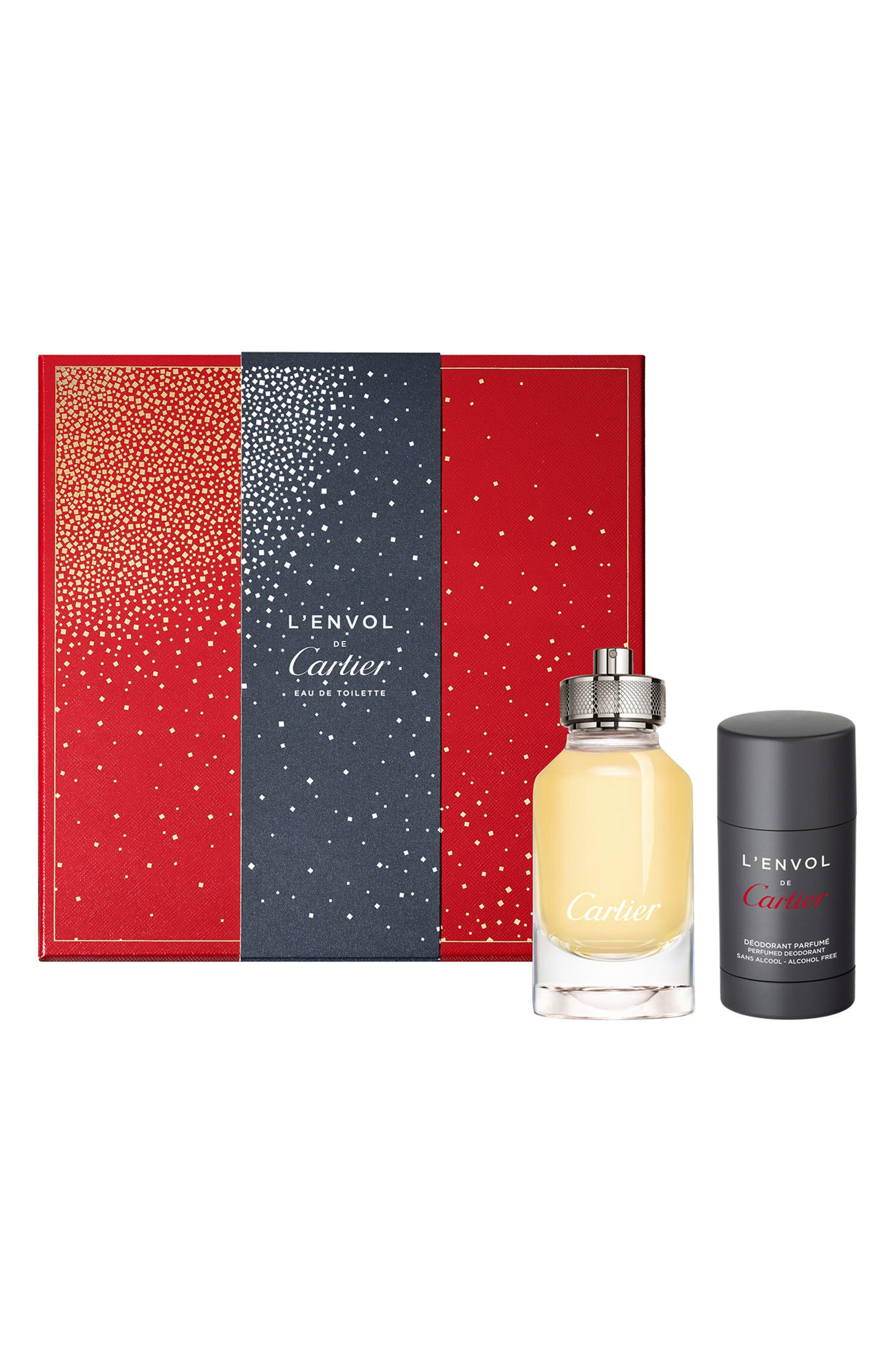 L'Envol de Cartier Eau de Toilette Set,                         Main,                         color, No Color