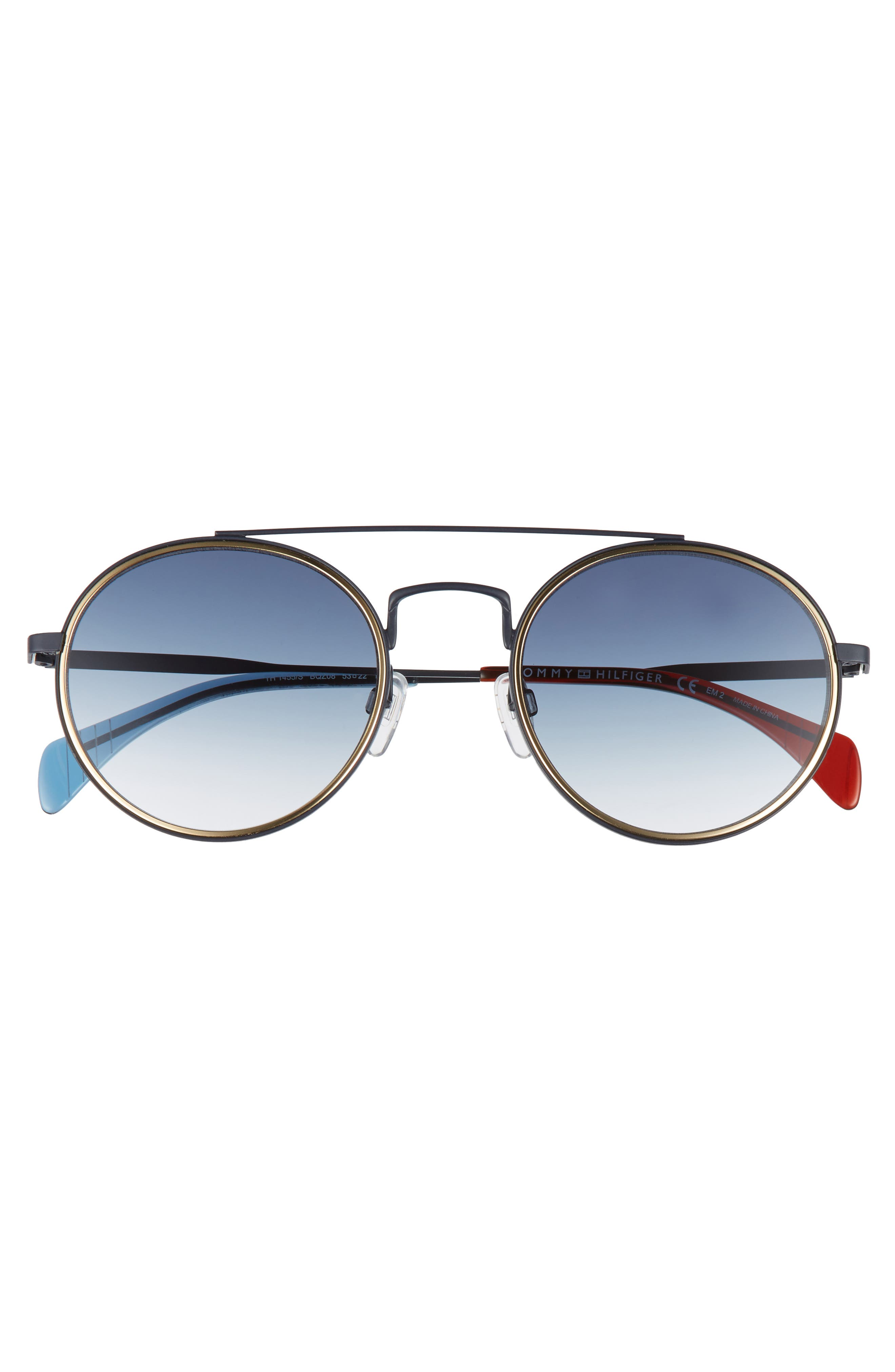 Alternate Image 3  - Tommy Hilfiger 53mm Round Sunglasses