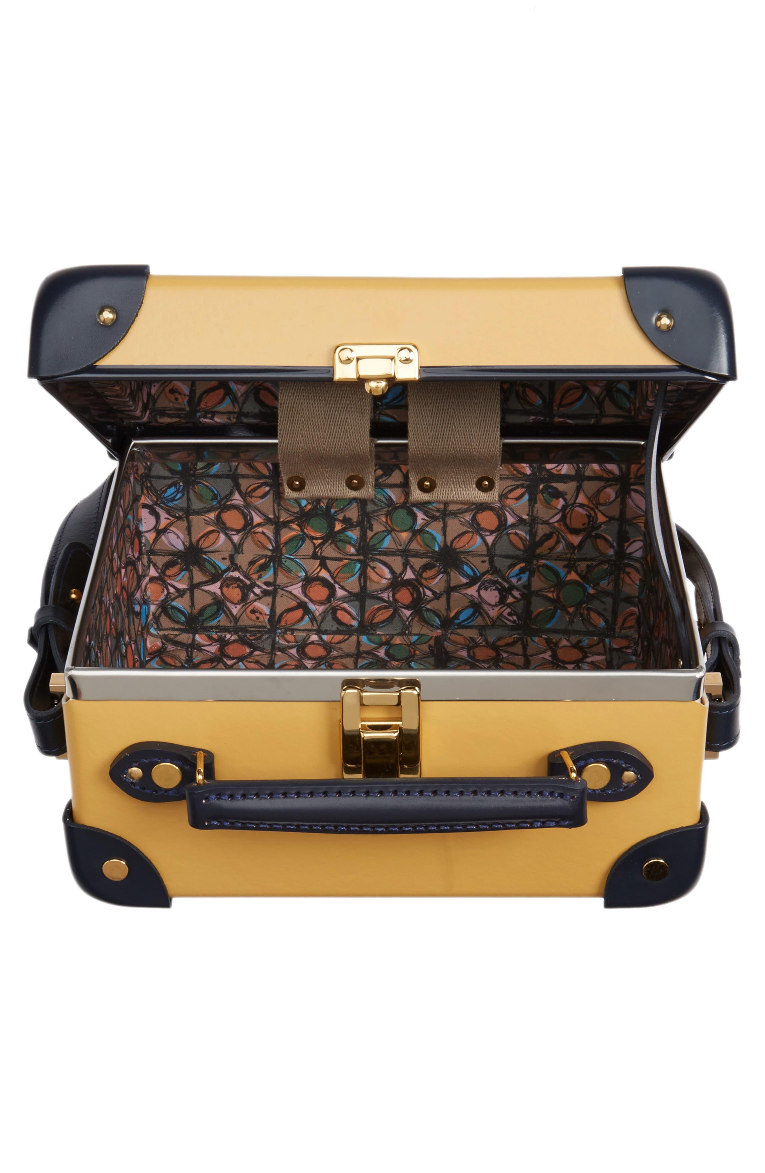 Alternate Image 2  - Globe-Trotter Mini Safari 9-Inch Utility Hardshell Travel Case