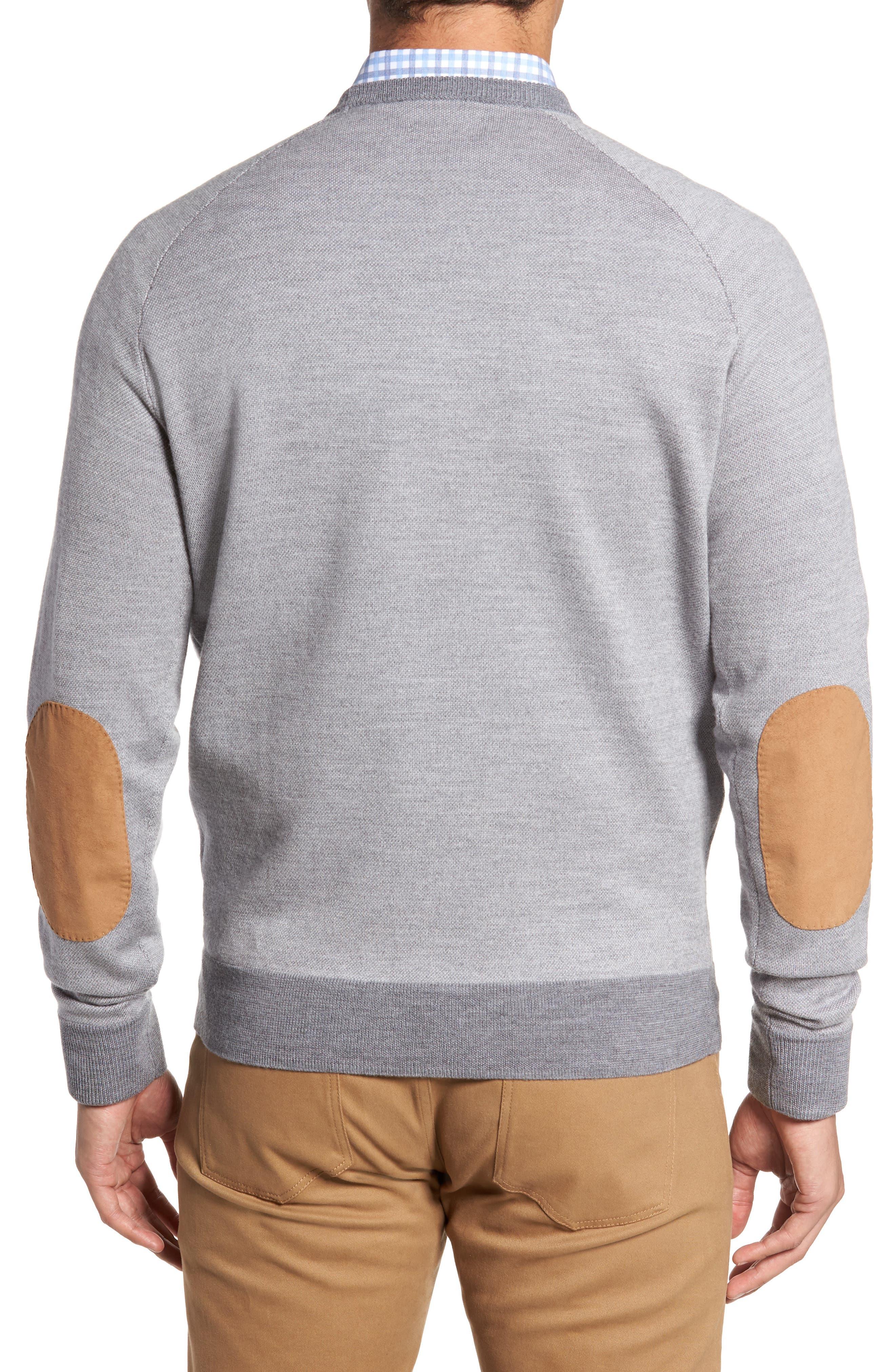 Soltice Merino Sweater,                             Alternate thumbnail 2, color,                             Stingray