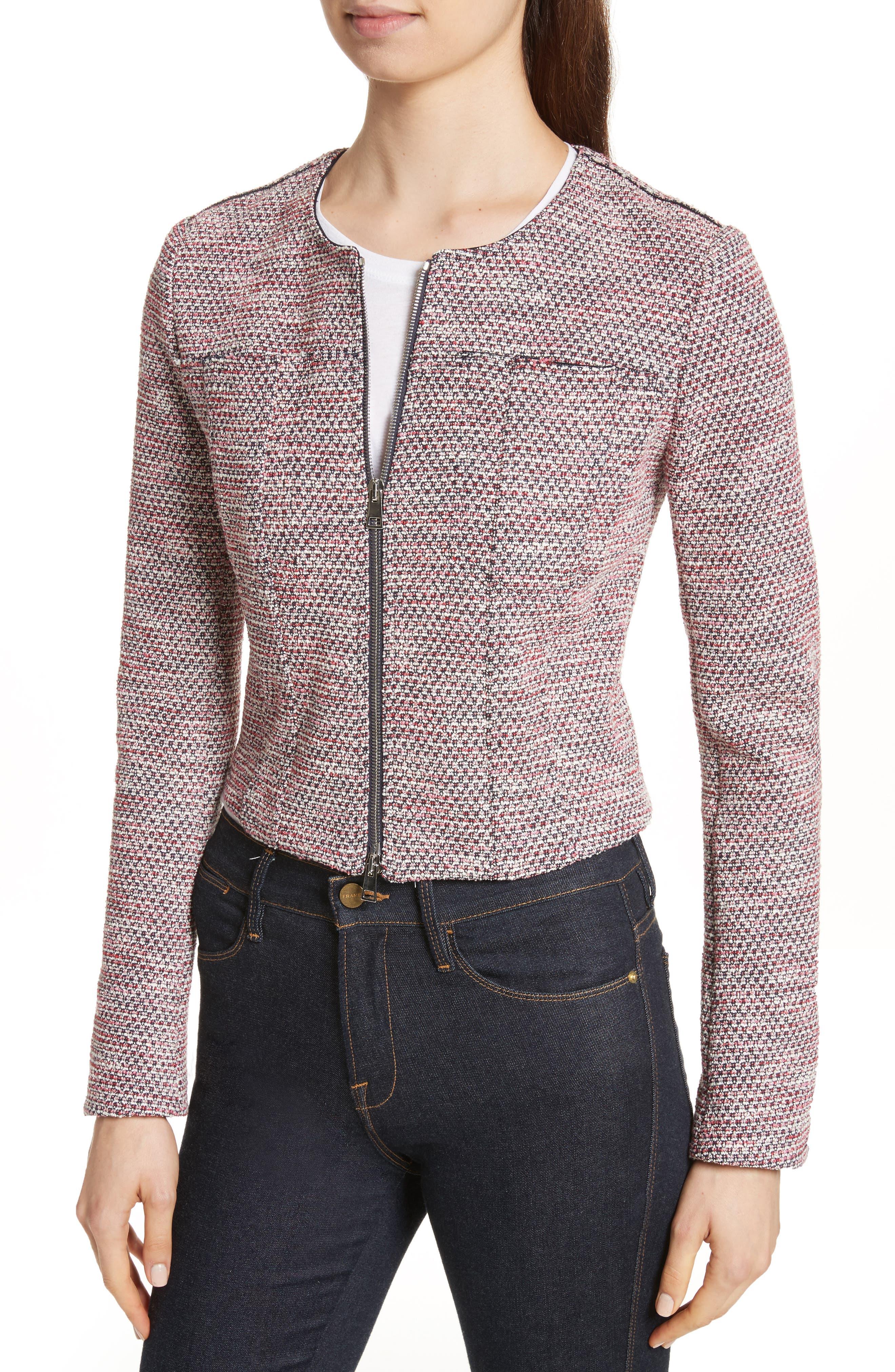 Alternate Image 4  - Theory Ualana Z Beacon Tweed Jacket