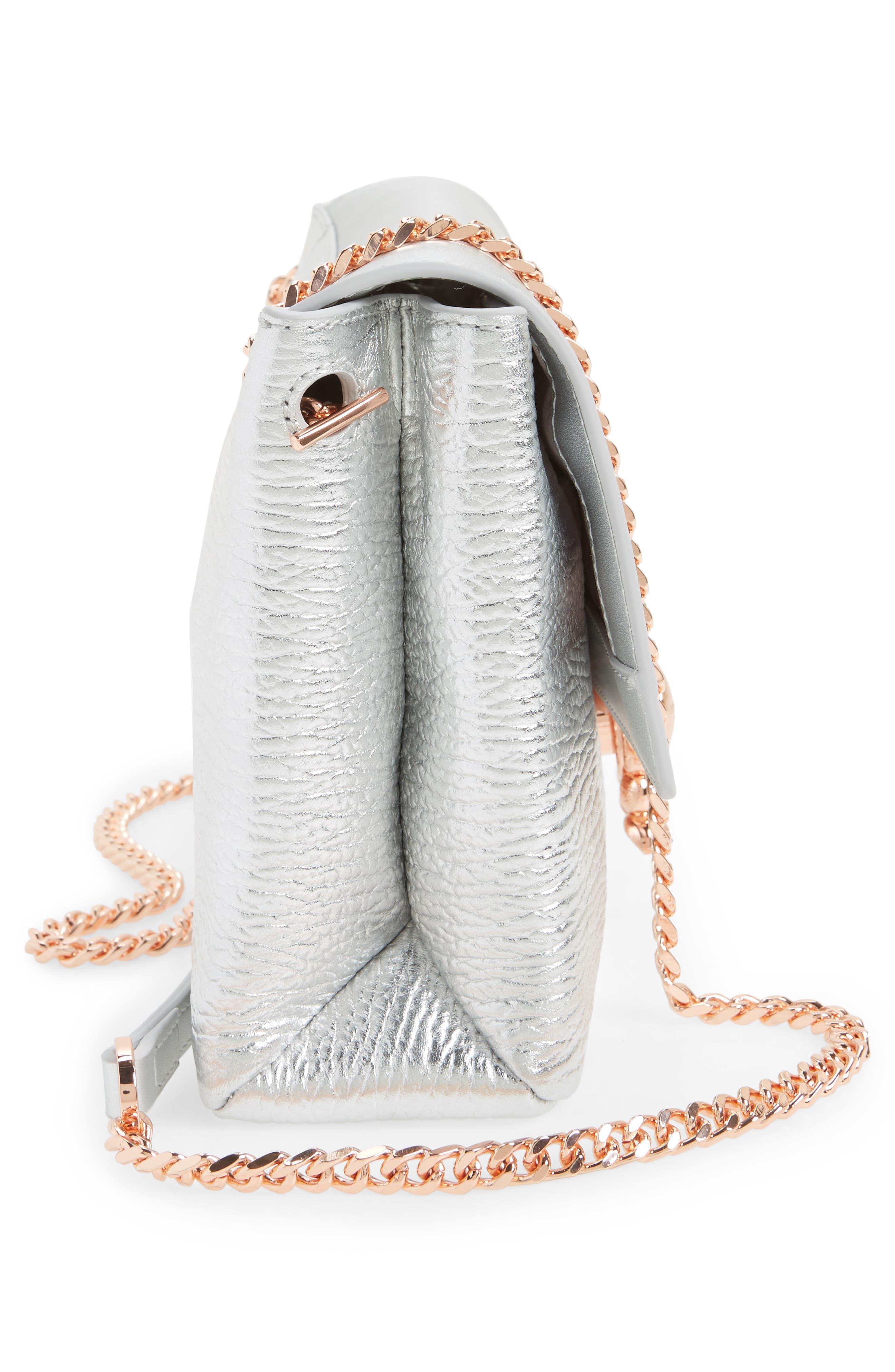 Alternate Image 4  - Ted Baker London Jemms Leather Crossbody Bag