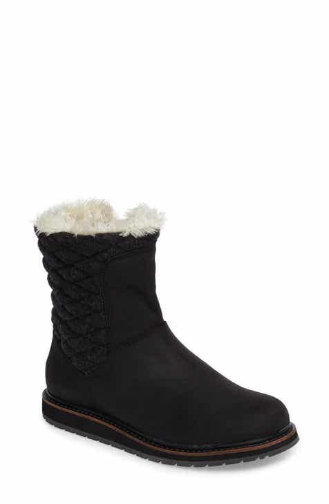 Helly Hansen Seraphina Waterproof Boot with Faux Fur Trim (Women)