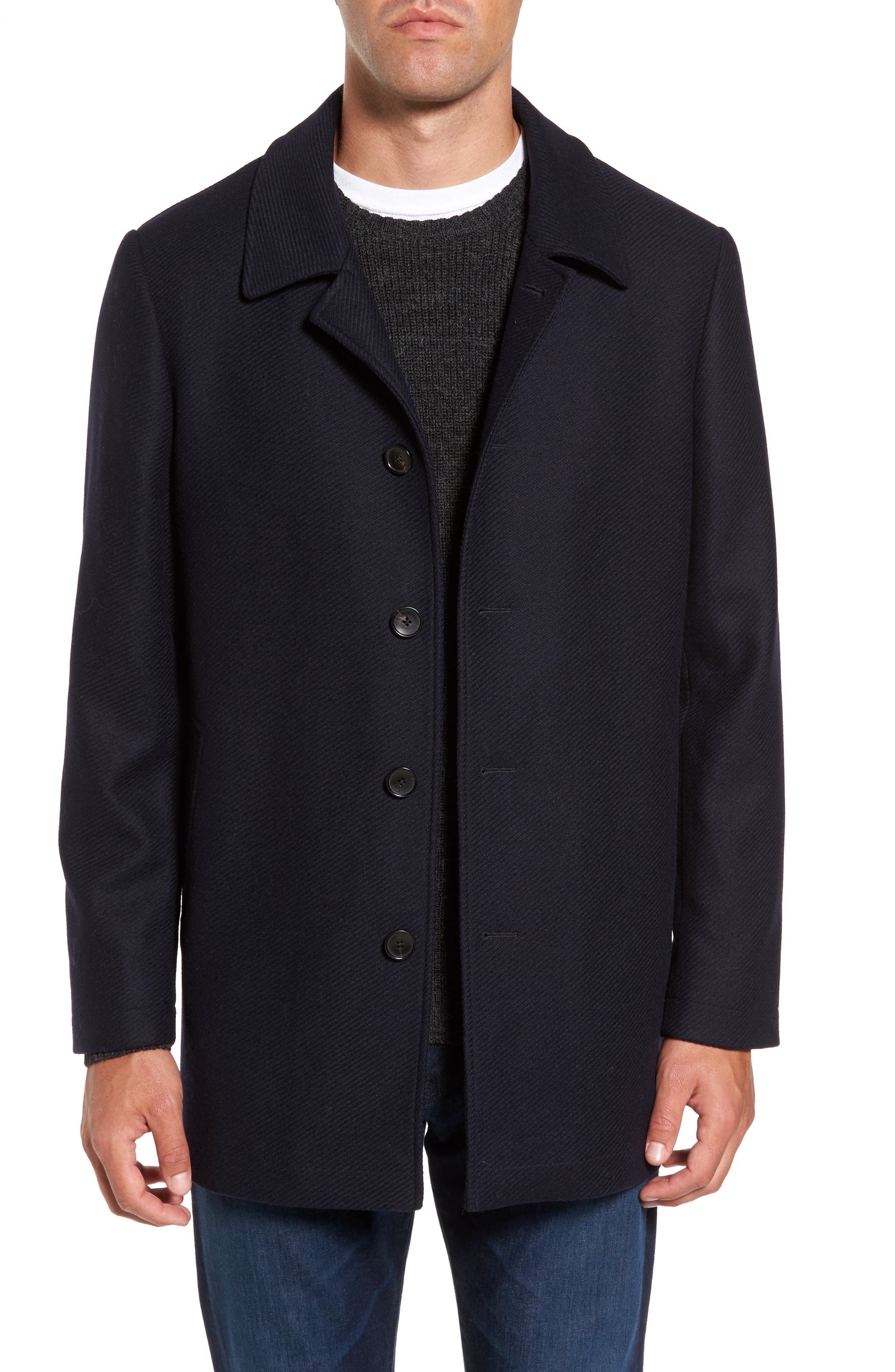 Rodd & Gunn 'Saxon' Wool Blend Jacket