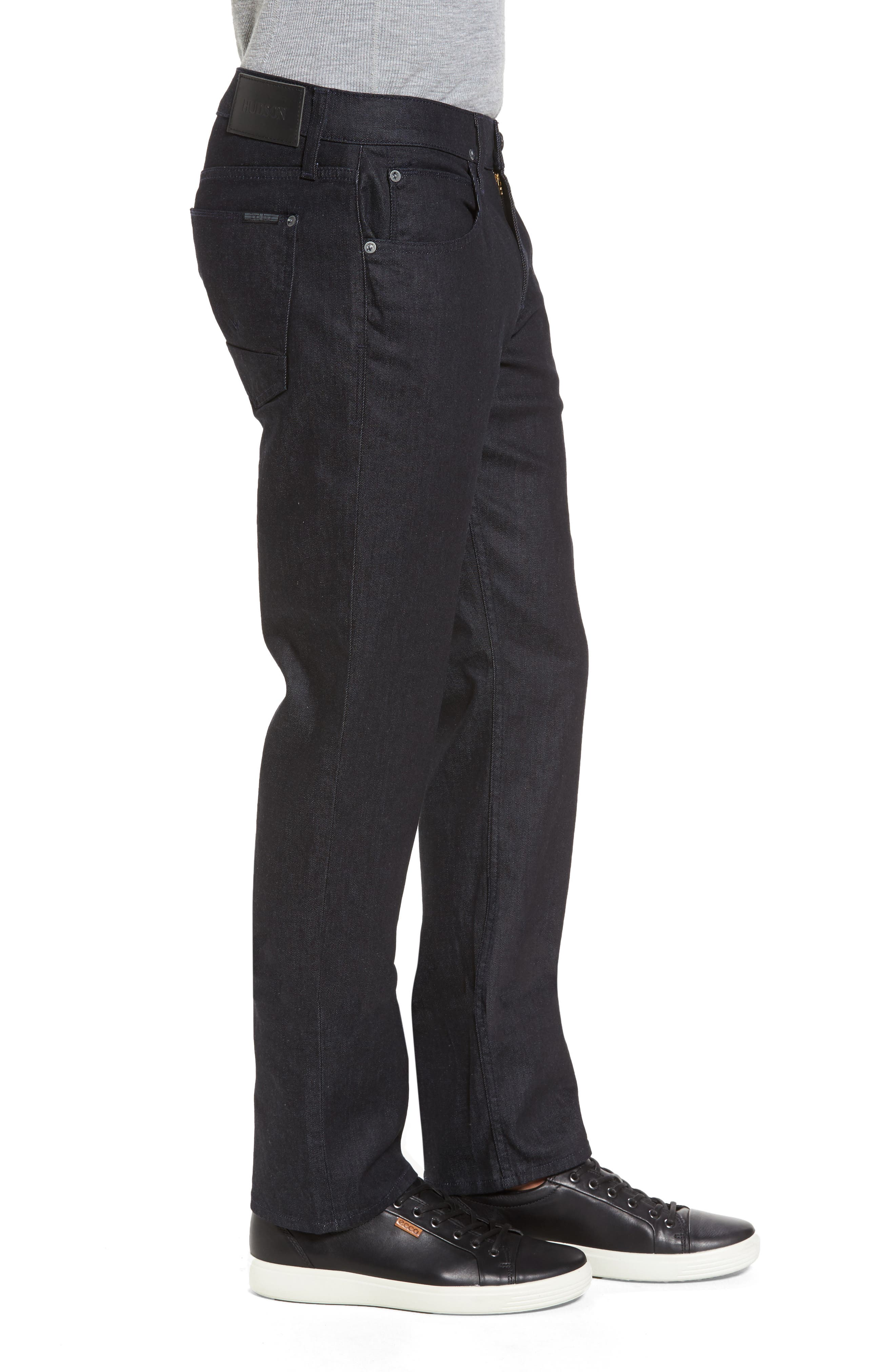 Alternate Image 3  - Hudson Jeans Byron Slim Straight Leg Jeans (Bounty)