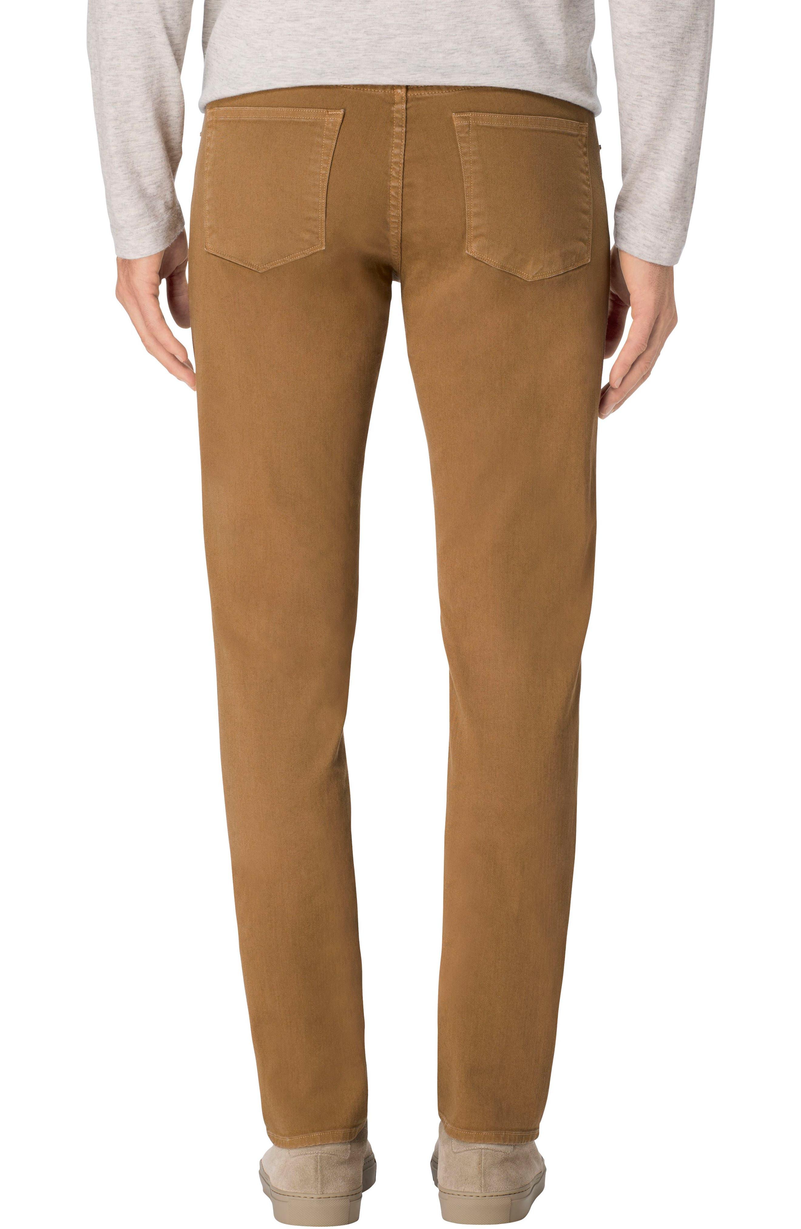 Alternate Image 2  - J Brand Tyler Slim Fit Jeans (Burner)