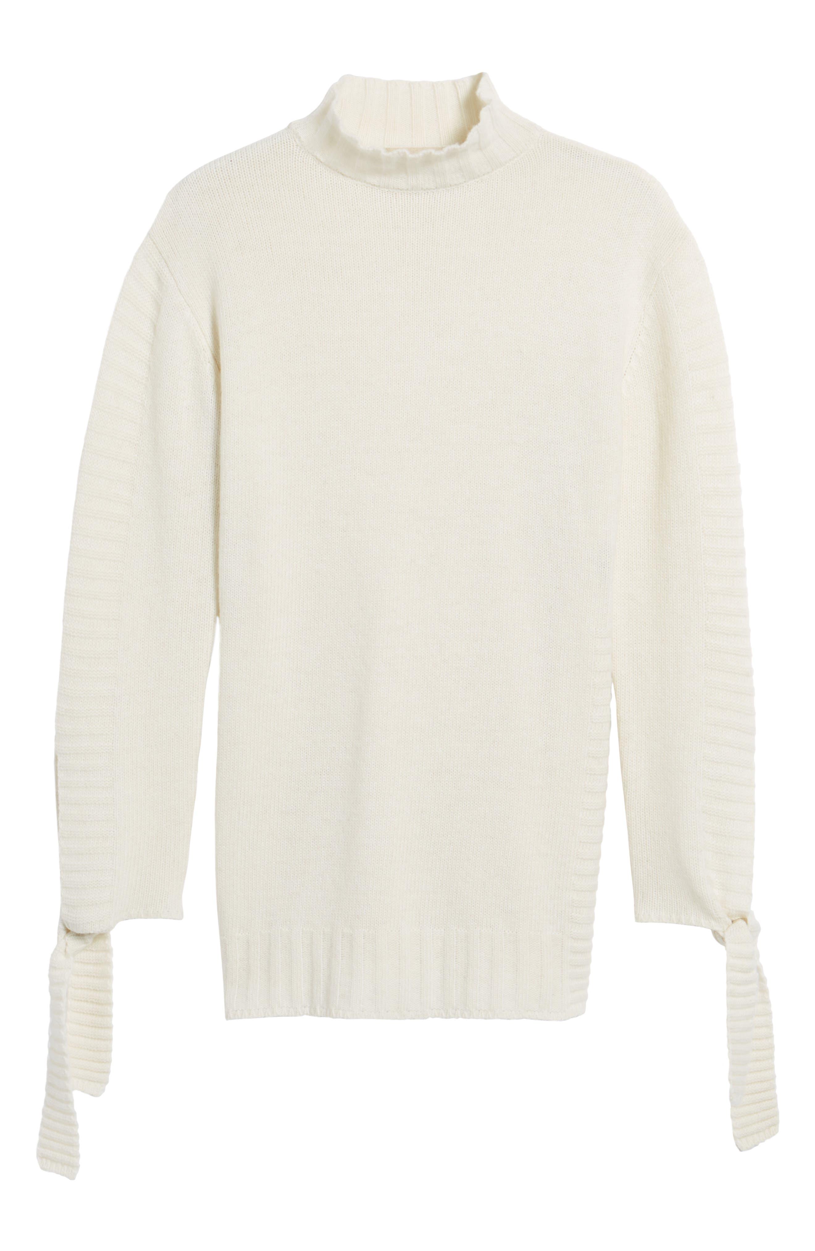 Alternate Image 7  - Moon River Side Slit Sweater