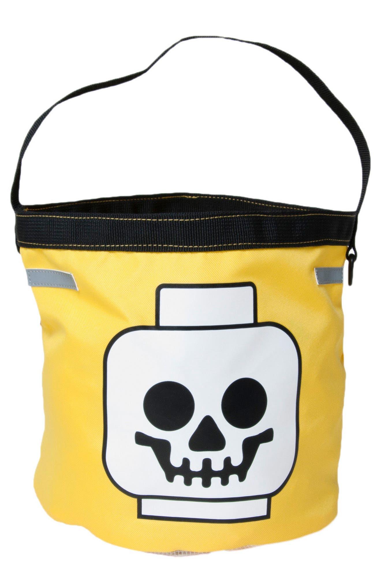 LEGO® Bags Halloween Bucket Tote