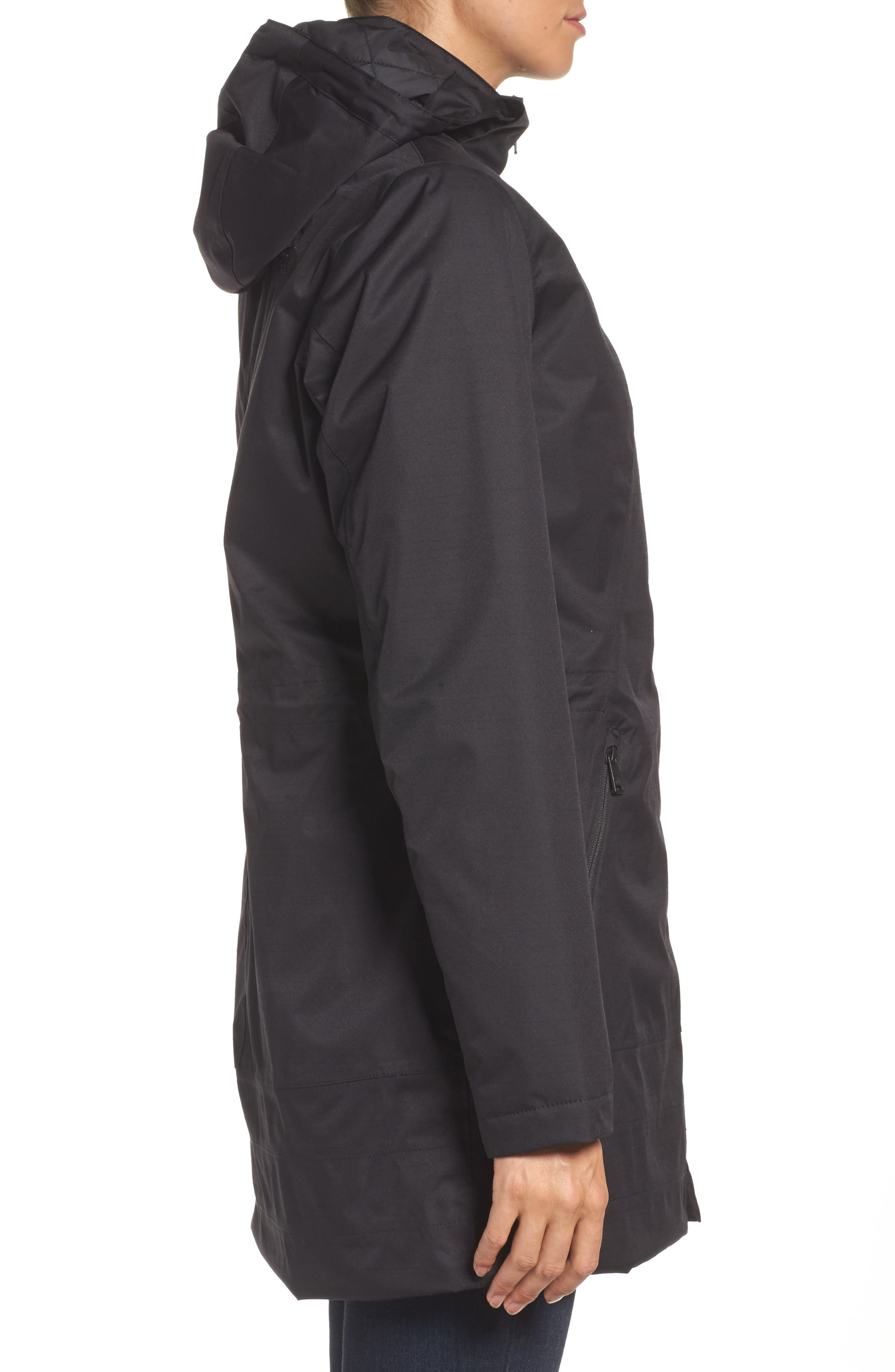 Alternate Image 3  - The North Face 'Ancha' Hooded Waterproof Parka