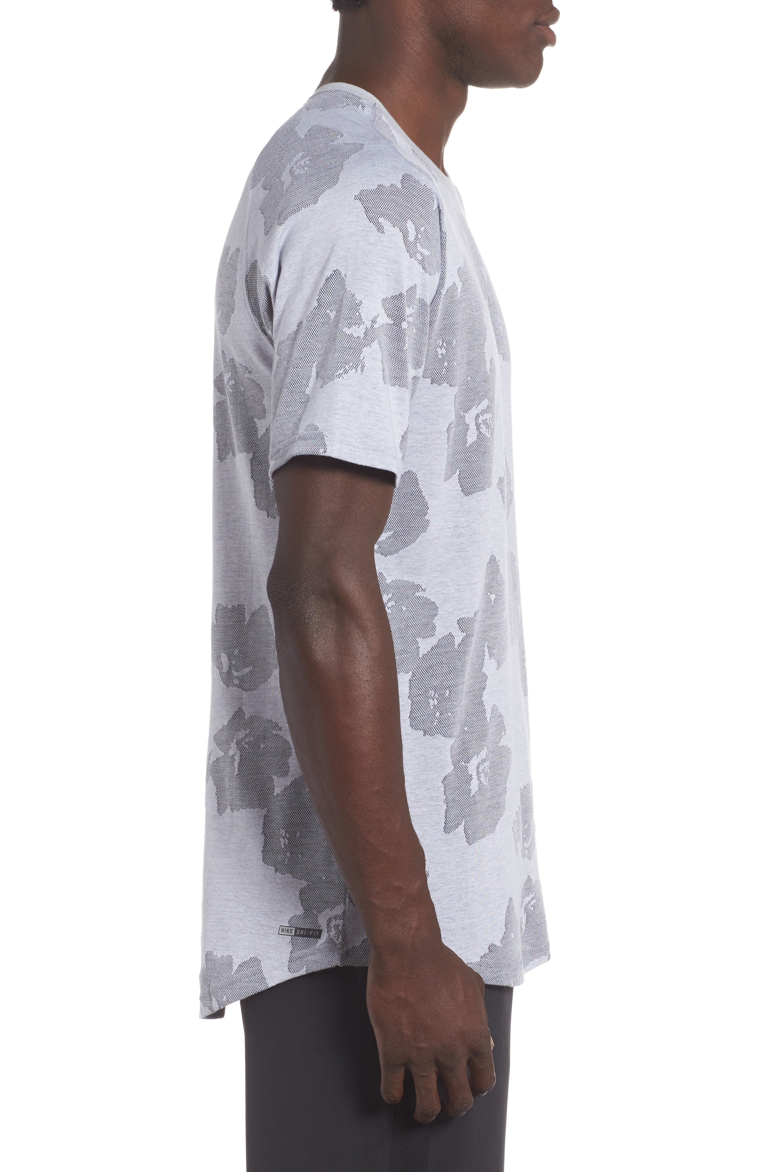 Alternate Image 3  - Hurley Aloha Dri-FIT T-Shirt