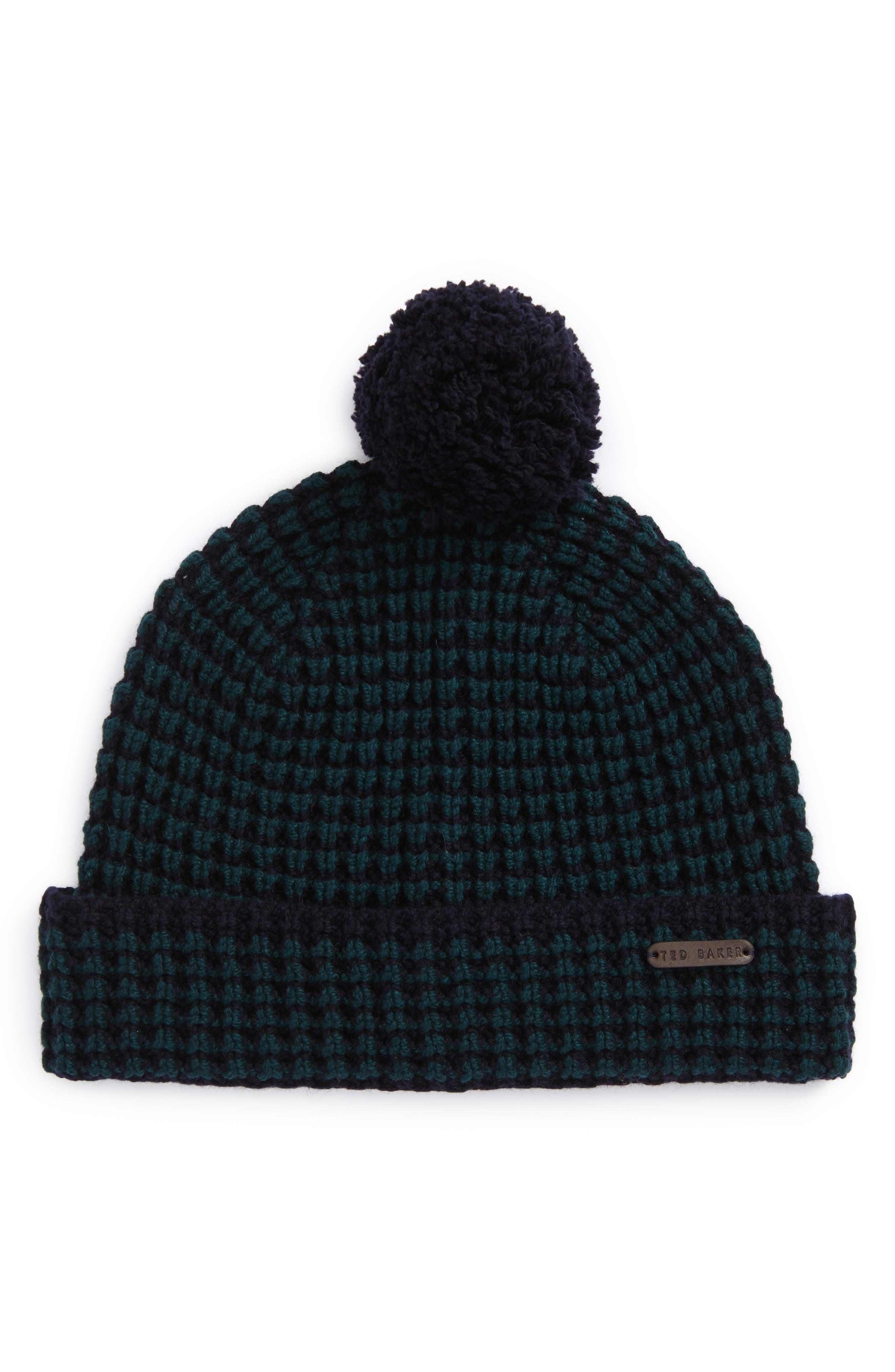 Alternate Image 1 Selected - Ted Baker London Walhat Knit Beanie