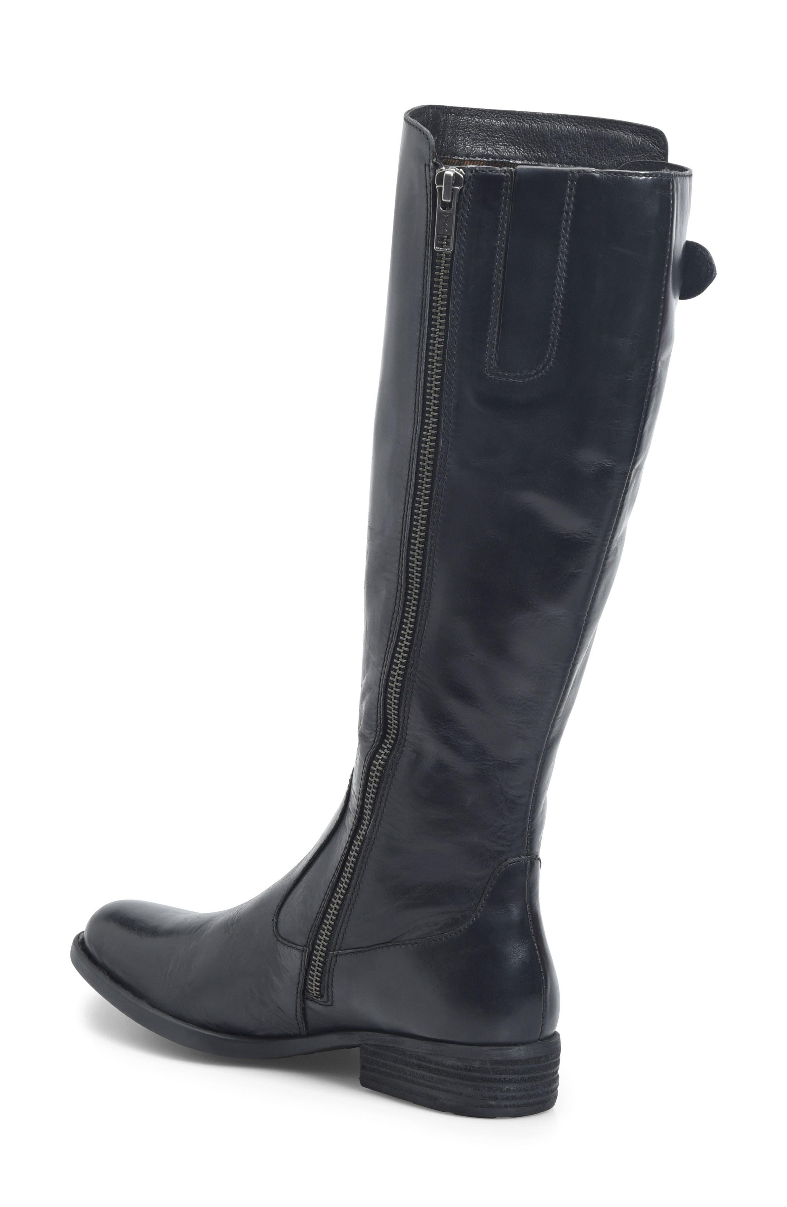Alternate Image 6  - Børn Cook Knee High Boot (Women)