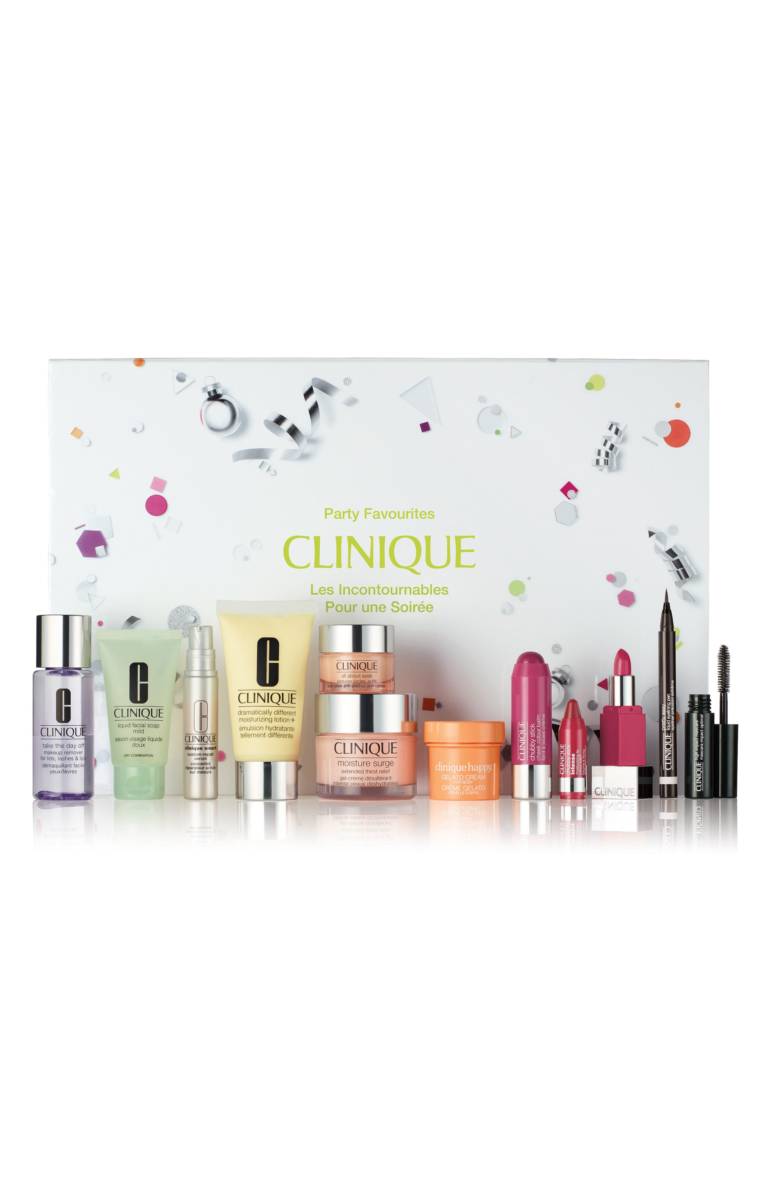 Clinique Party Favorites Collection (Purchase with Clinique Purchase)