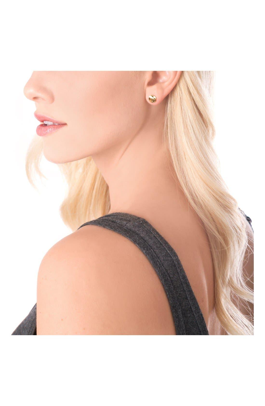 Alternate Image 4  - gorjana 'Chloe' Small Stud Earrings