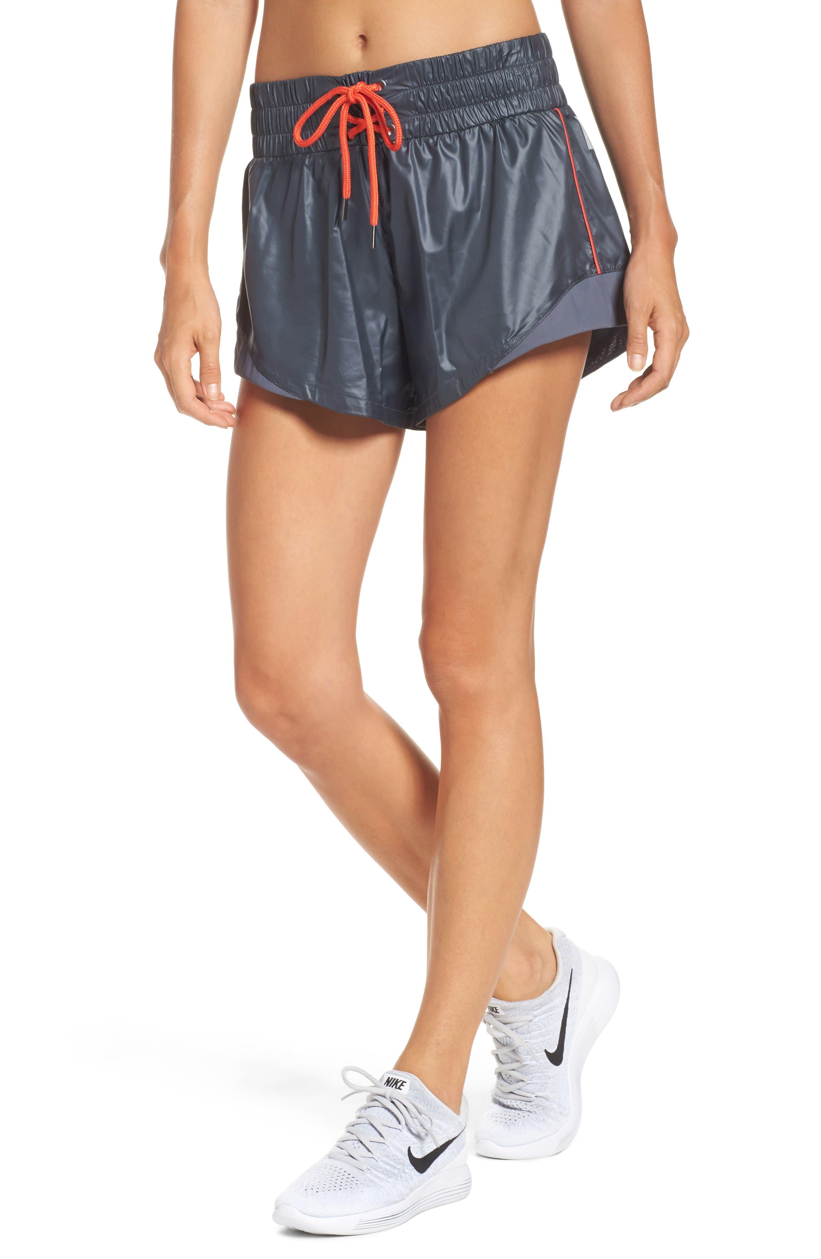 Main Image - Zella Boxer Babe Shorts