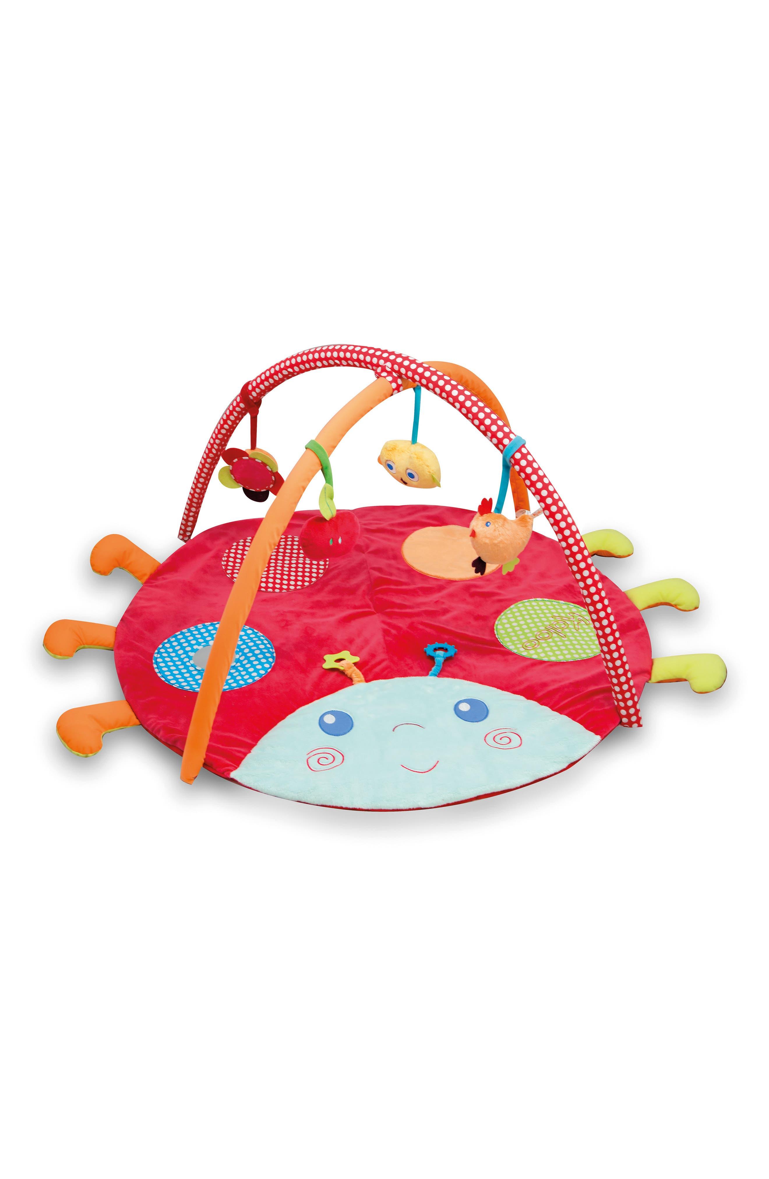 Ladybug Play Mat,                         Main,                         color, Multi