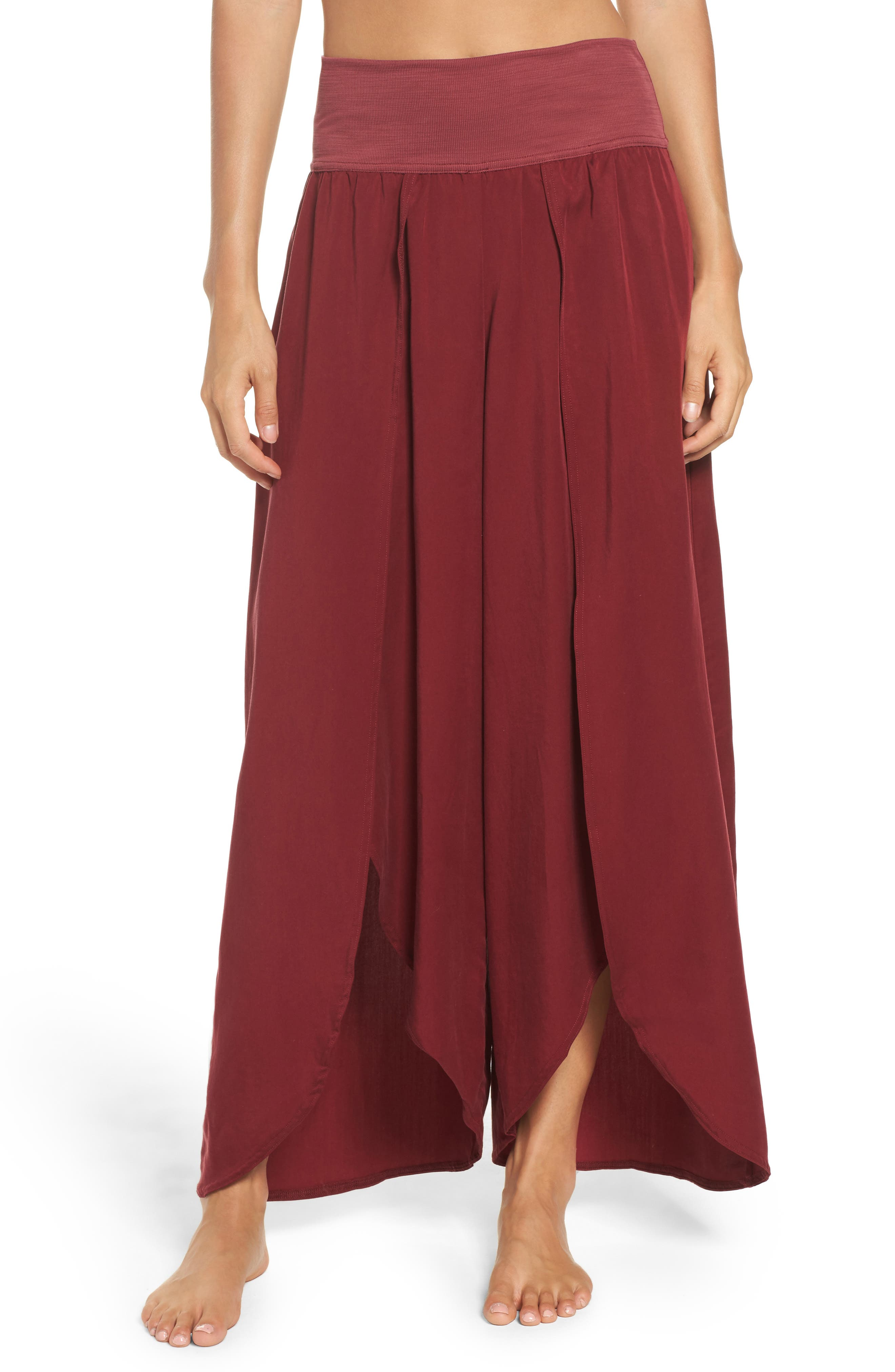 Alternate Image 1 Selected - Free People FP Movement Lyrical Flow Pant