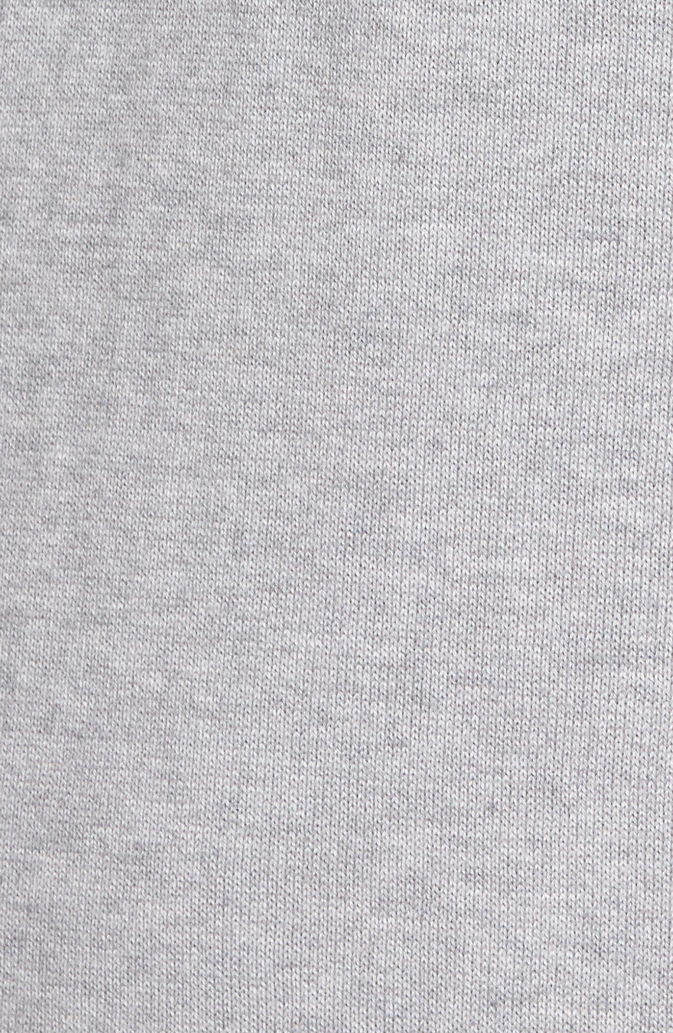 Alternate Image 5  - Bobby Jones R18 Chopper Rib Detail Sweater
