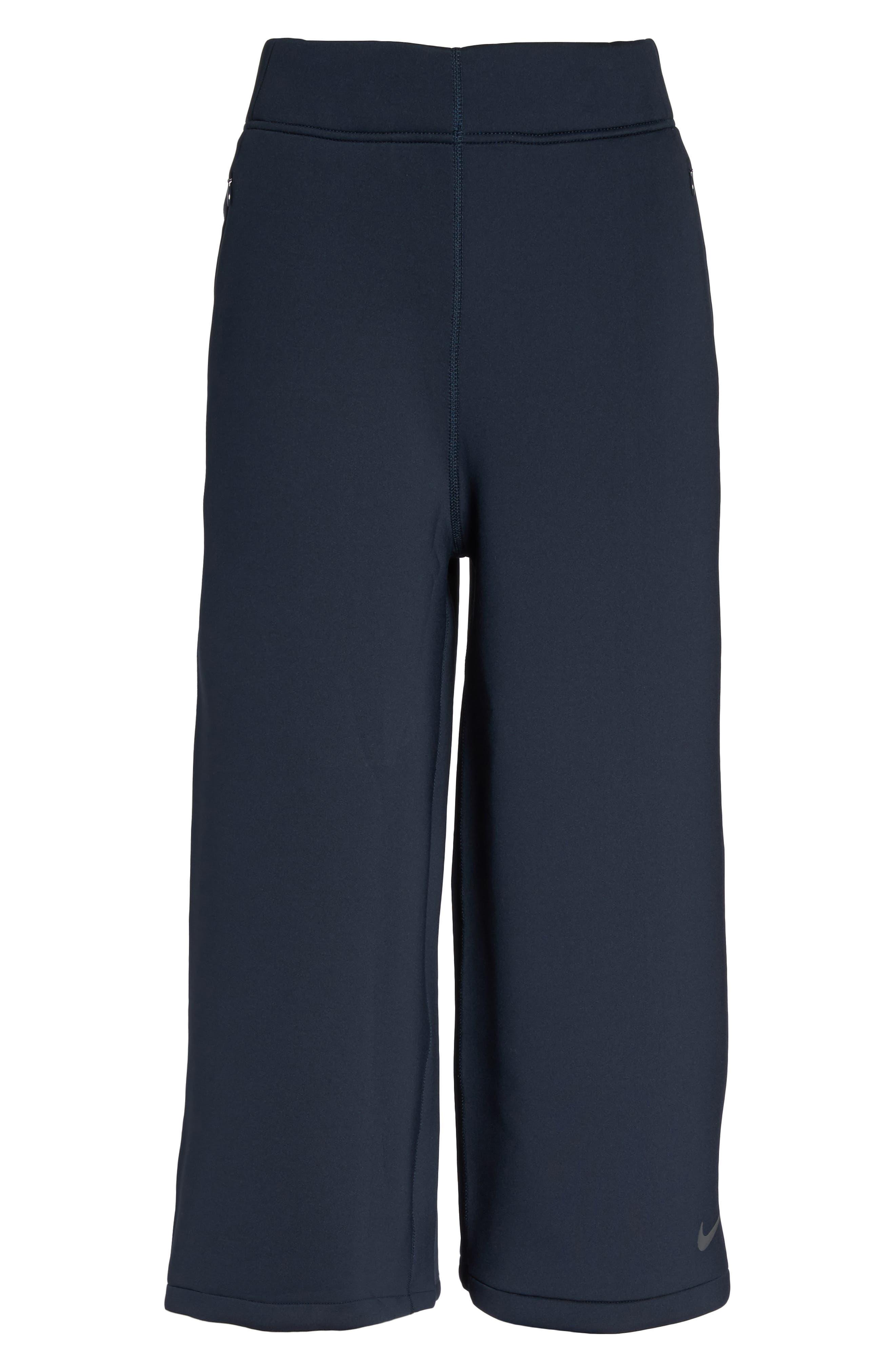 Alternate Image 5  - Nike Therma Sphere Max Crop Pants