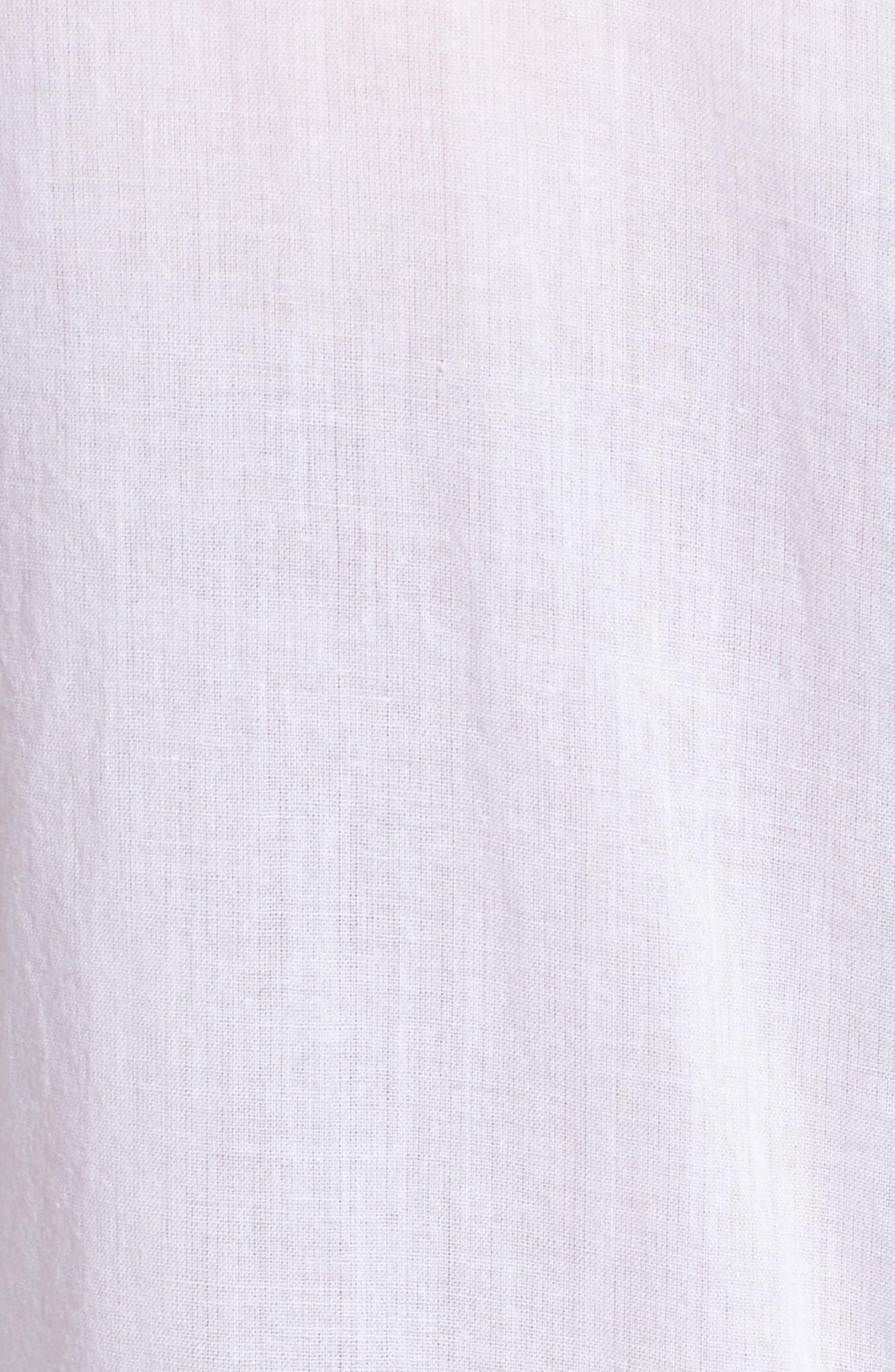 Alternate Image 6  - Pour Les Femmes Classic Pajamas