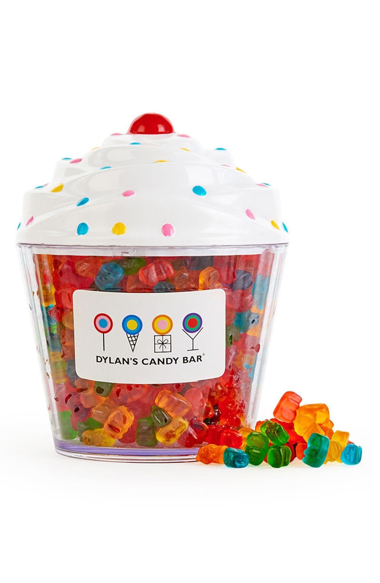 Alternate Image 2  - Dylan's Candy Bar Gummy Bears Cupcake