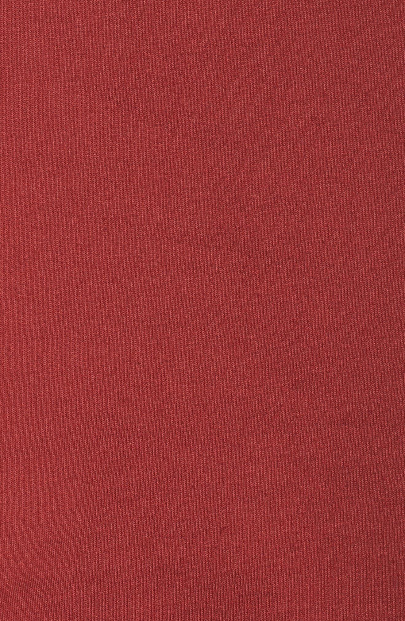 Alternate Image 5  - Alala Stance Bell Sleeve Crop Hoodie