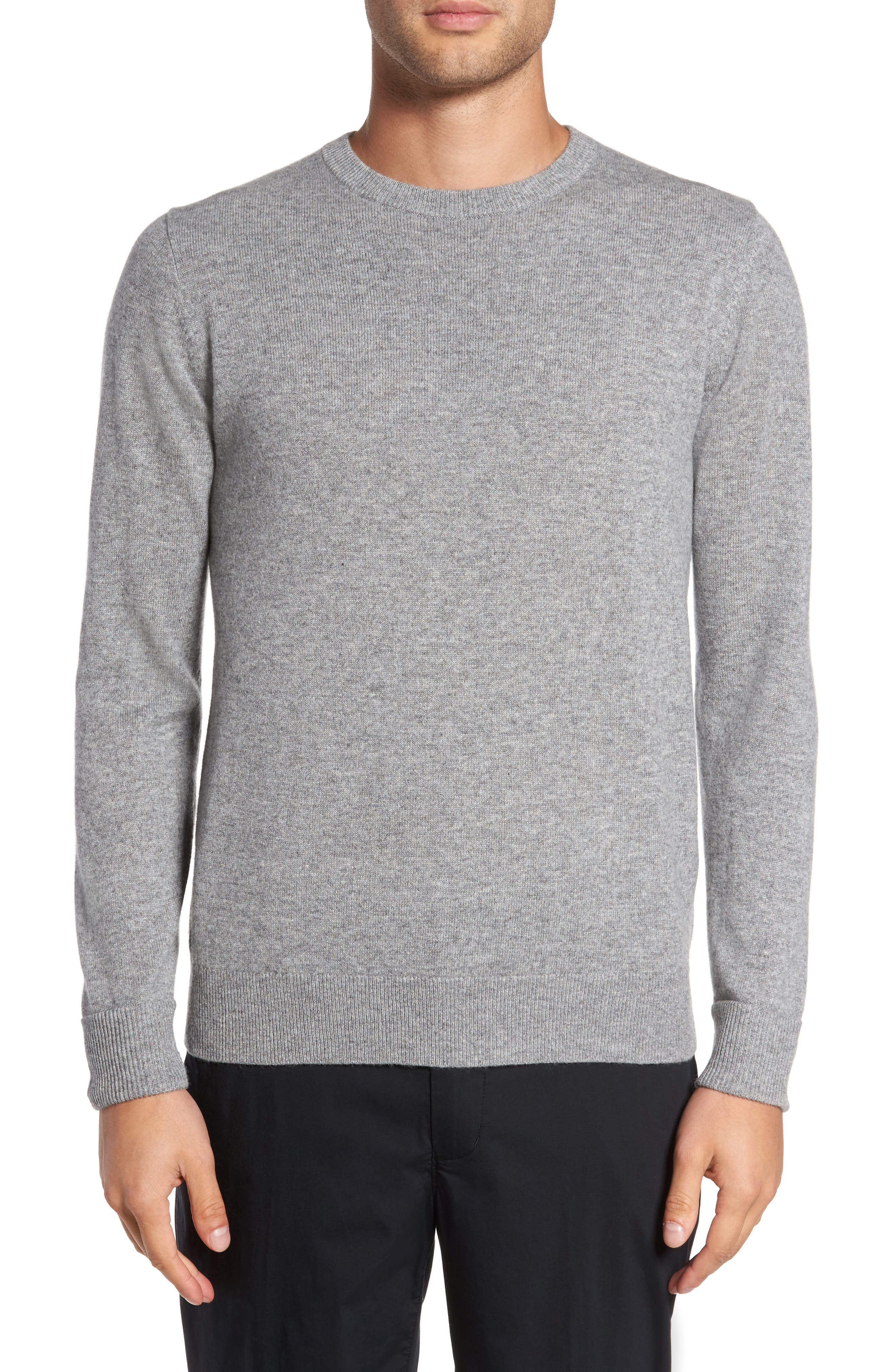 Alternate Image 1 Selected - Everlane The Cashmere Crew Sweater