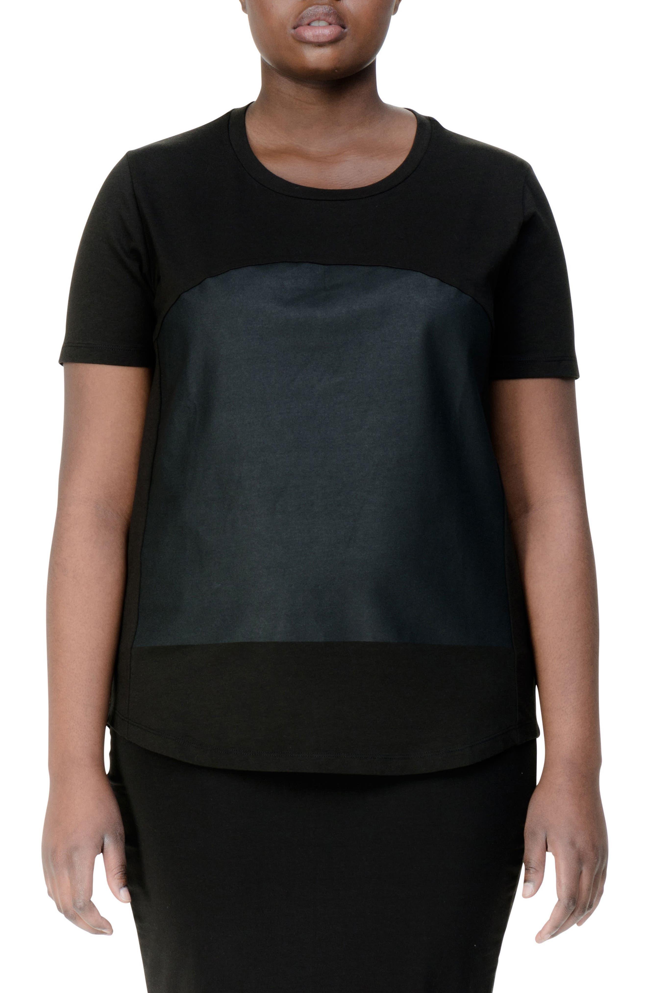 Carver Top,                         Main,                         color, Black