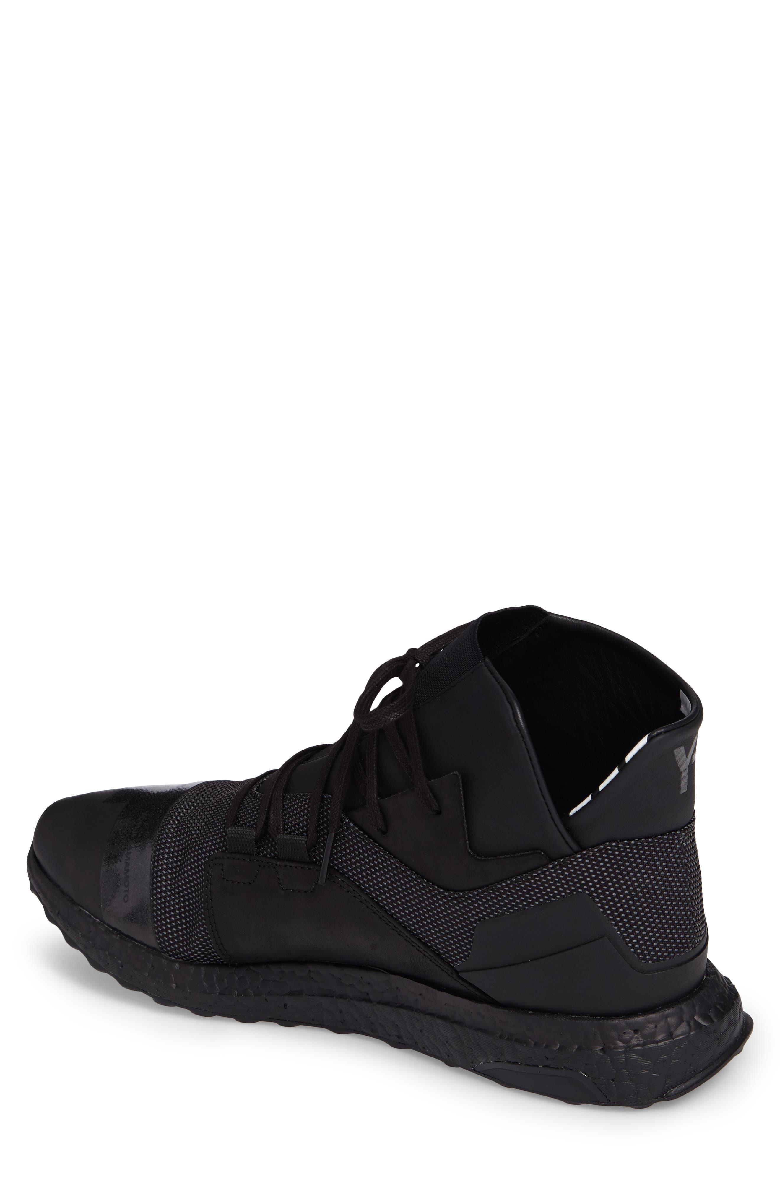 Kozoko High Sneaker,                             Alternate thumbnail 2, color,                             Black