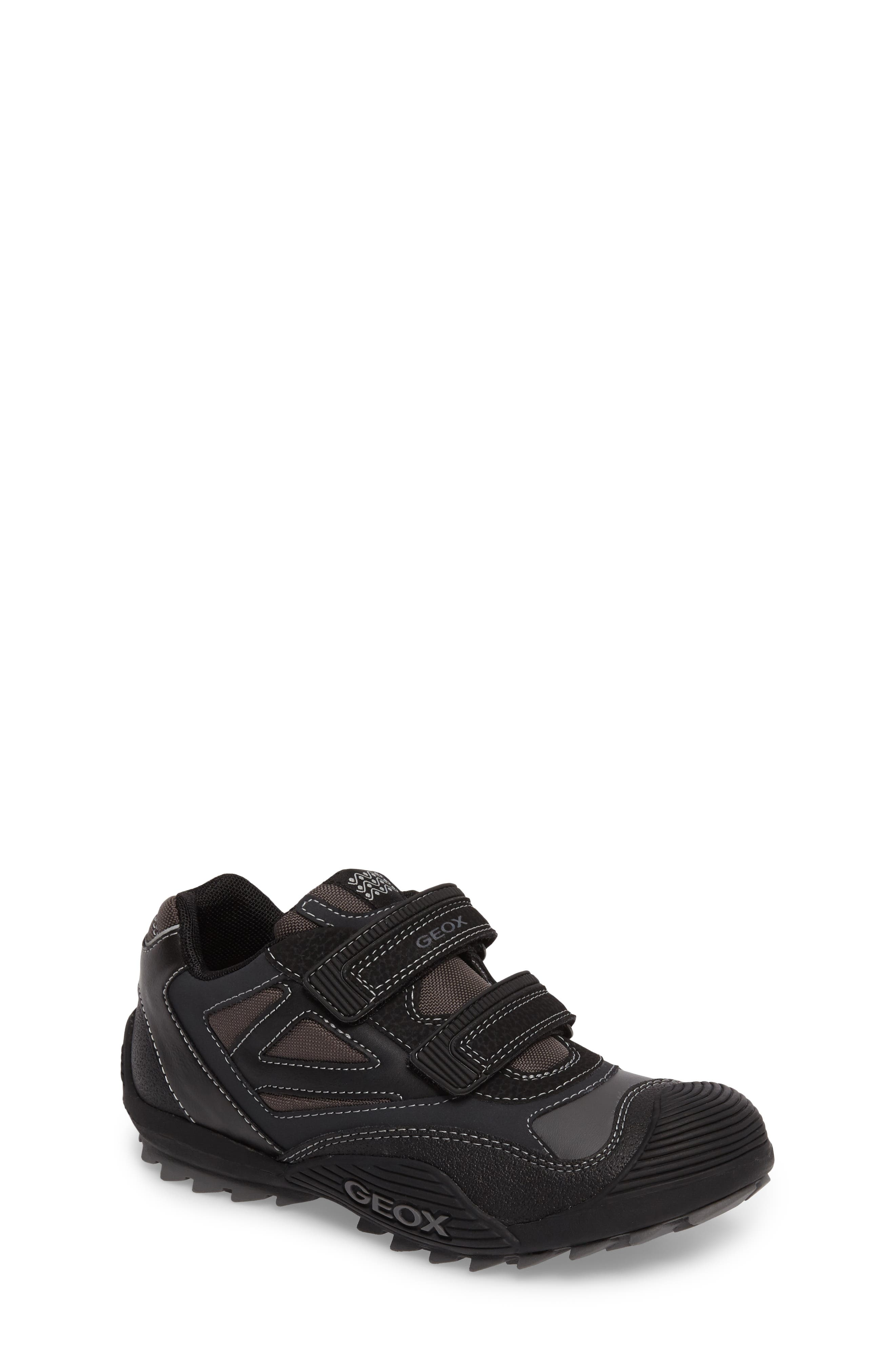 Geox Savage Sneaker (Toddler, Little Kid & Big Kid)