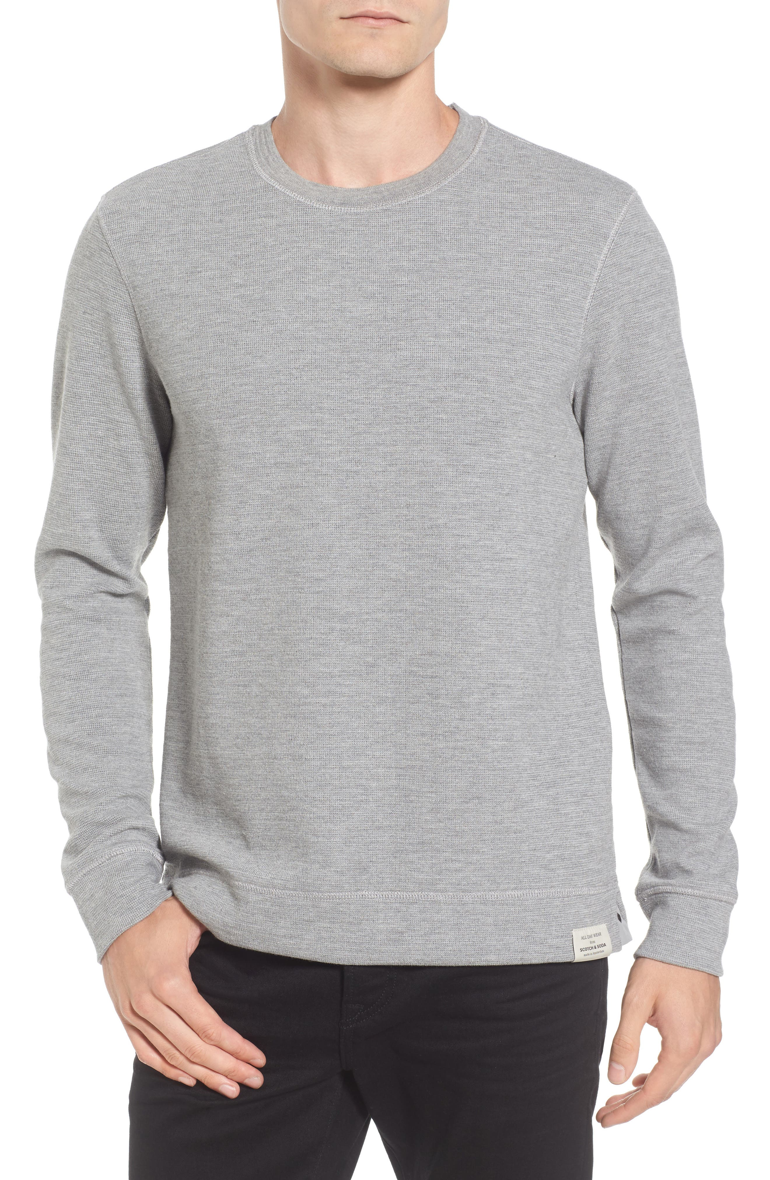 Scotch & Soda Classic Sweatshirt