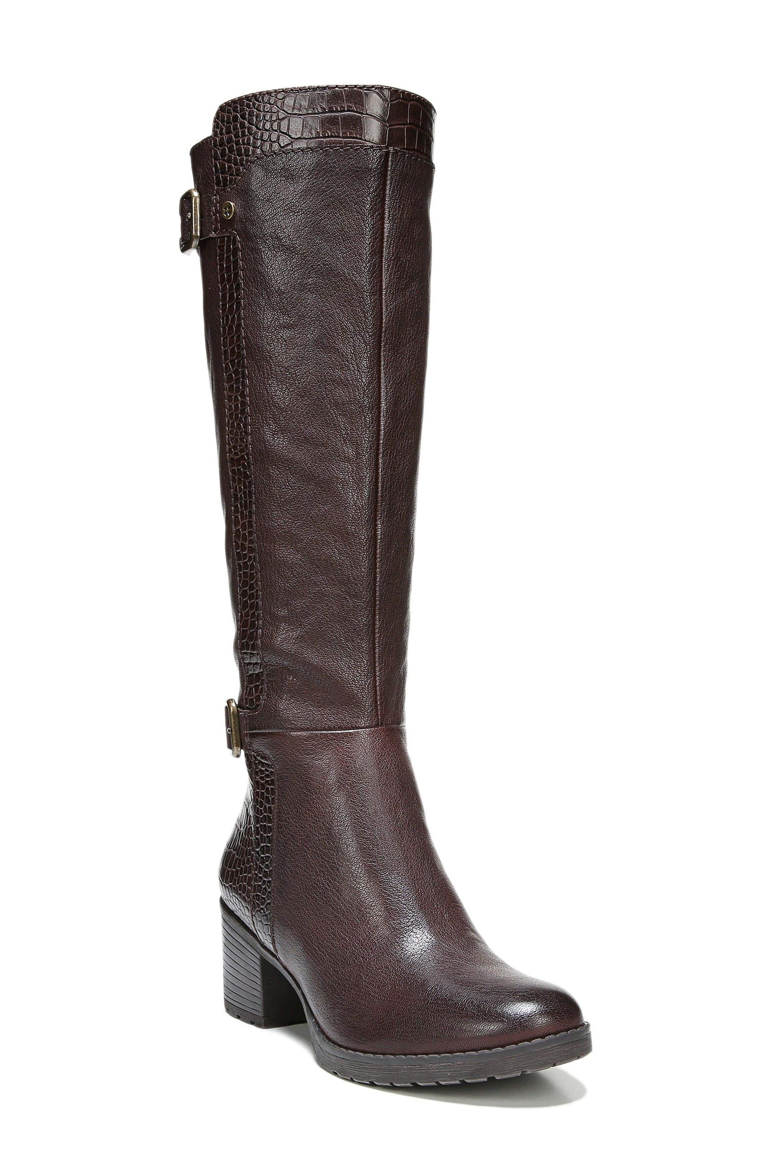 Main Image - Naturalizer Rozene Knee High Boot (Women)