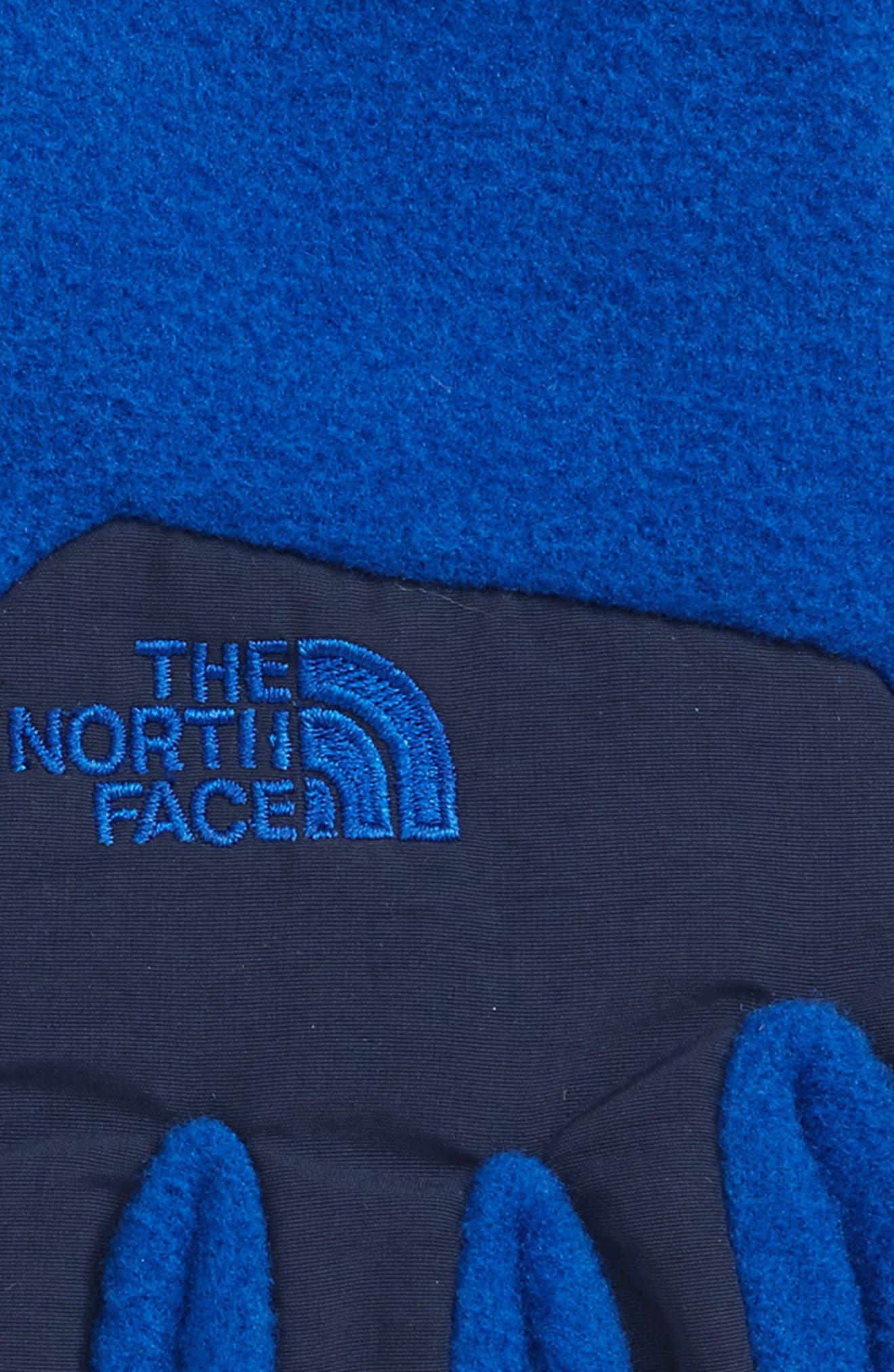 Alternate Image 3  - The North Face Denali Etip Gloves (Kids)