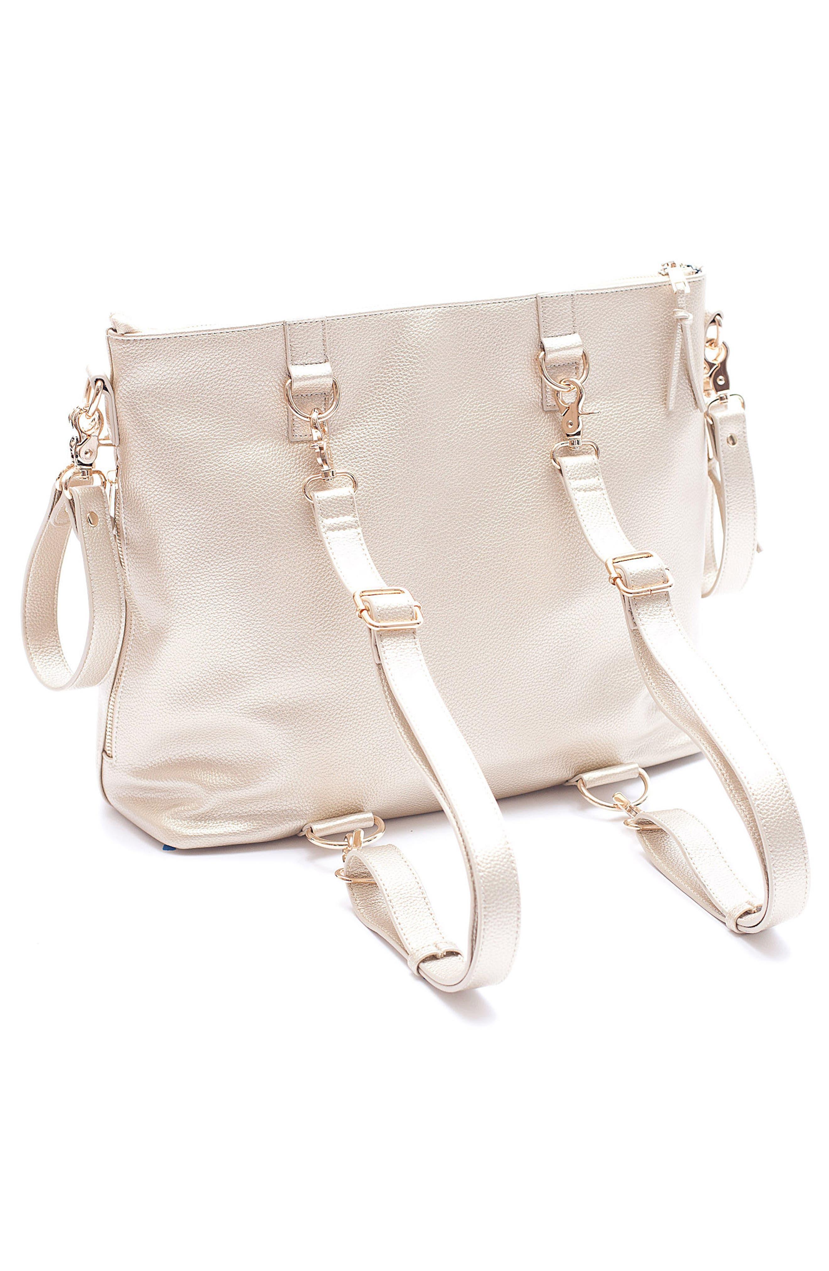 Alternate Image 2  - Bella Tunno Boss Convertible Diaper Backpack