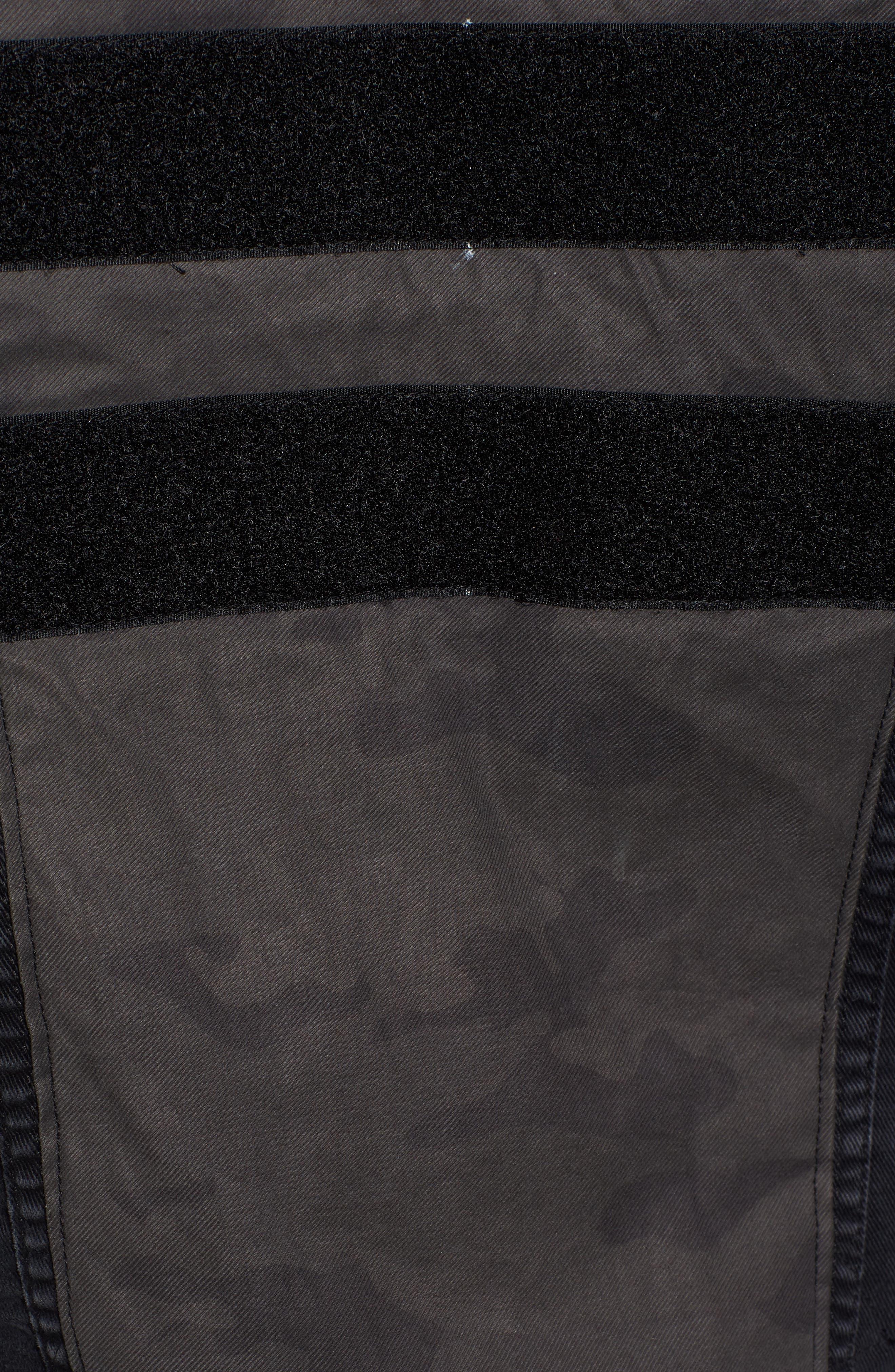 Alternate Image 5  - Hudson Jeans Blaine Denim Jacket