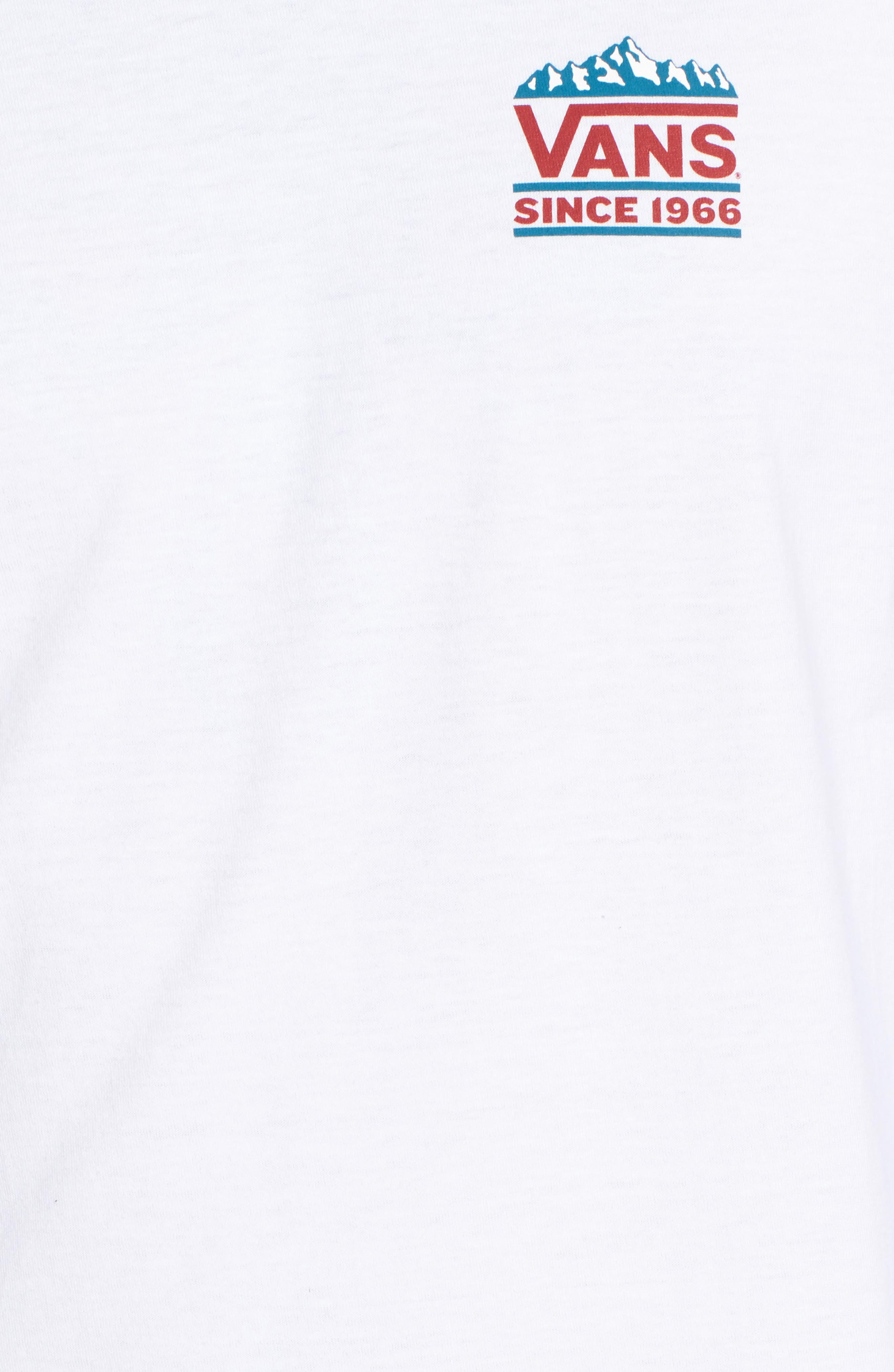 Alternate Image 5  - Vans Cliffs T-Shirt