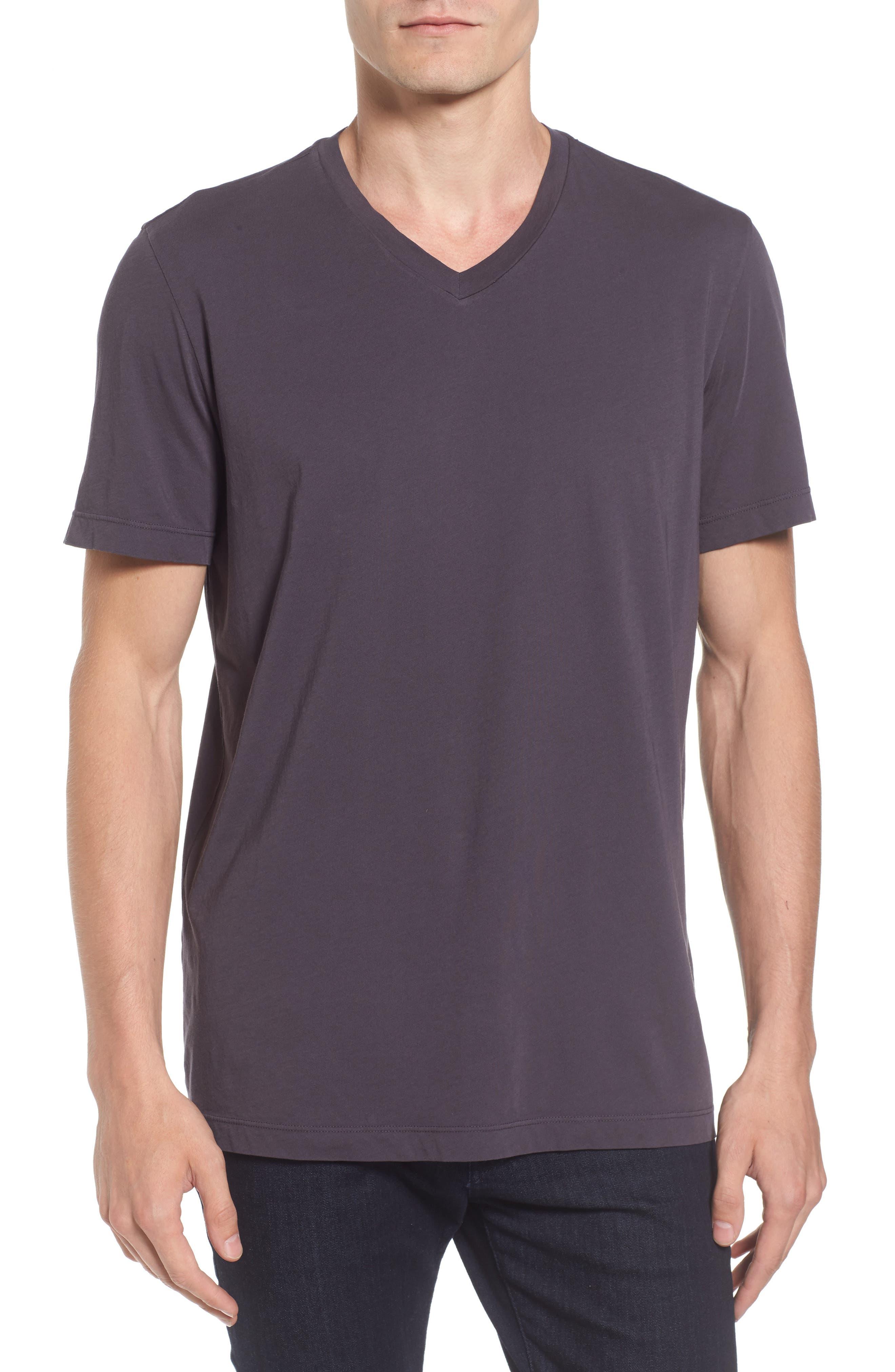 Velvet by Graham & Spencer 'Samsen' V-Neck T-Shirt