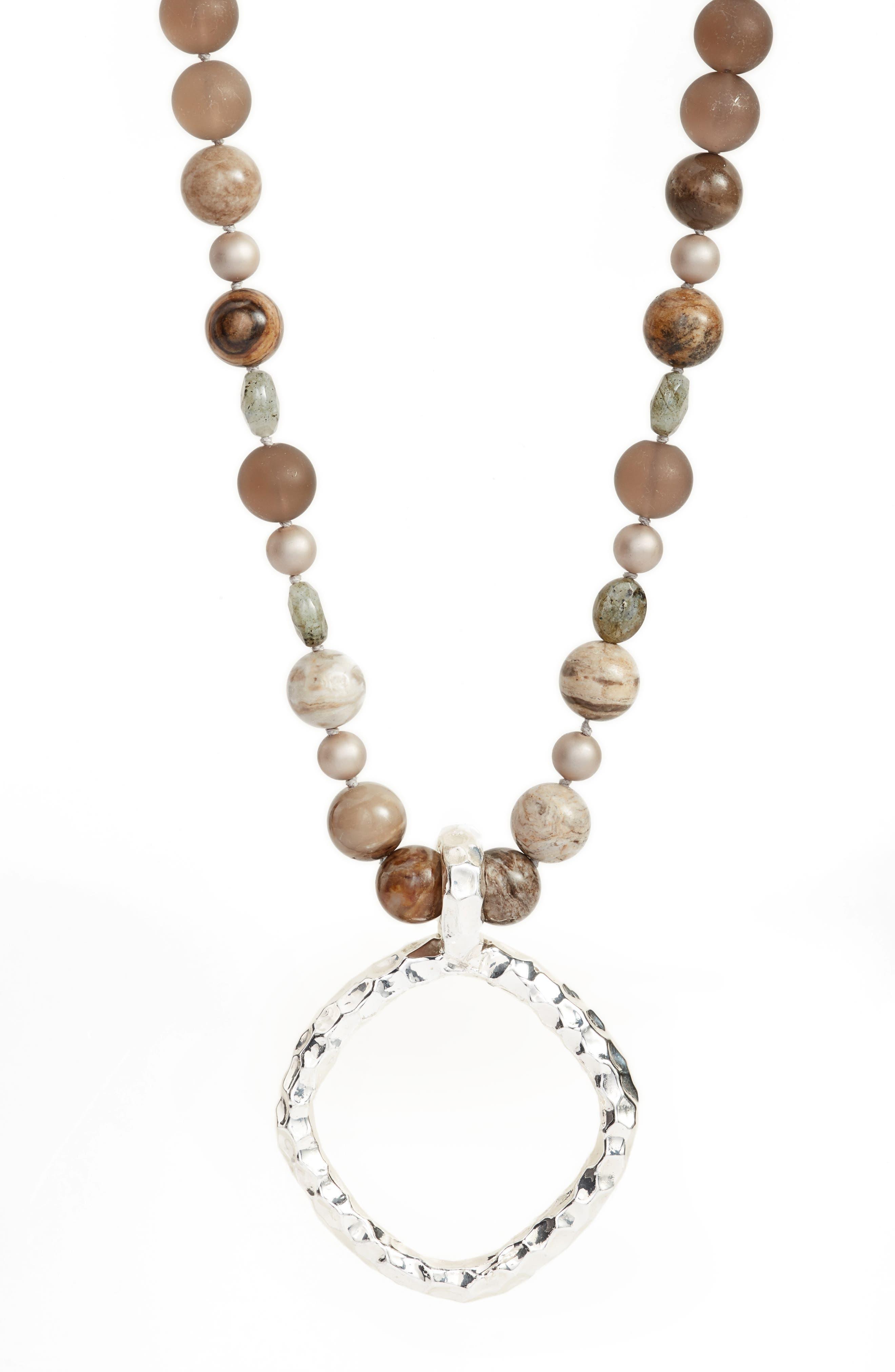 Alternate Image 2  - Simon Sebbag Long Beaded Necklace
