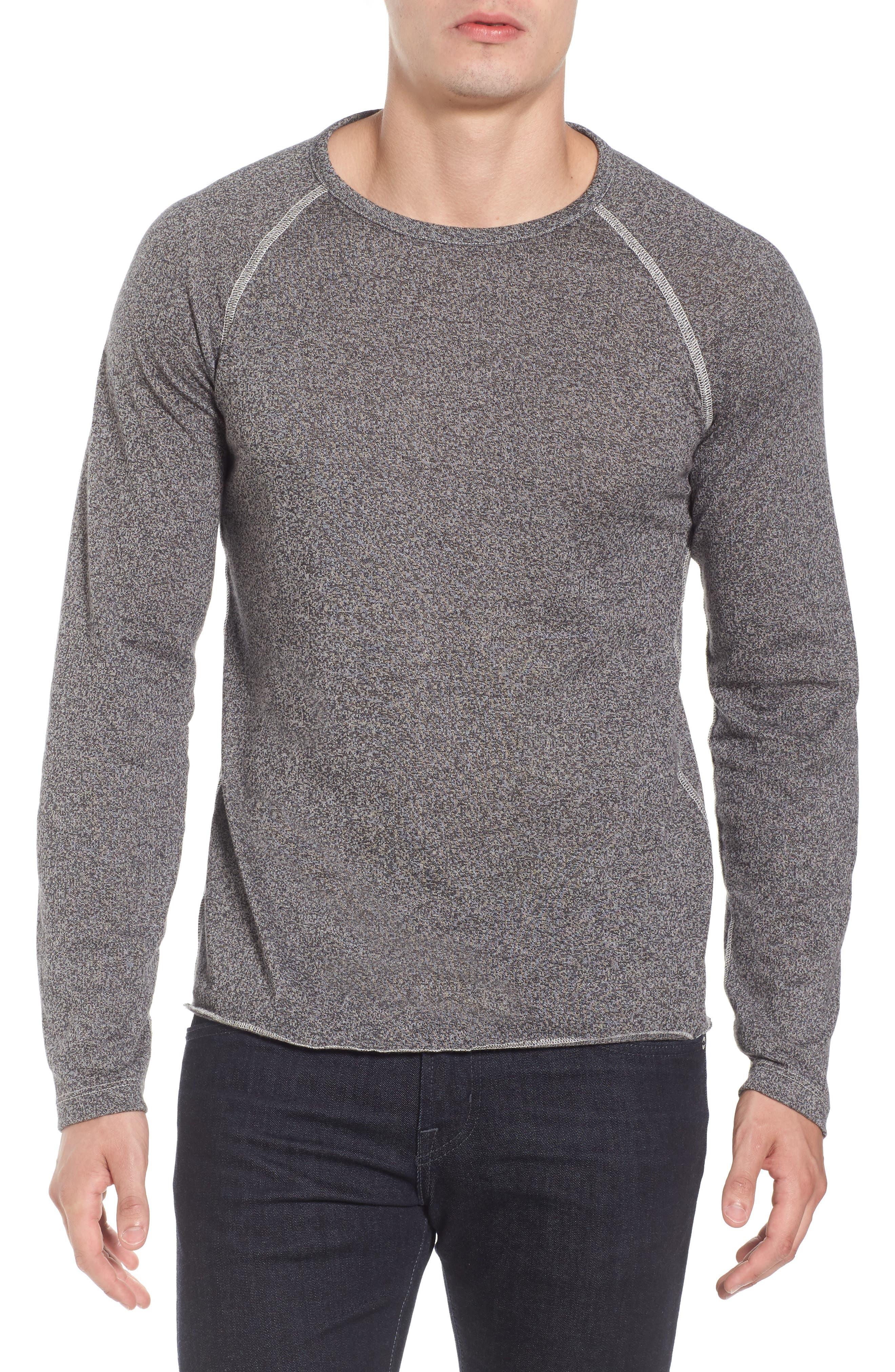 Alternate Image 1 Selected - Billy Reid Long Sleeve T-Shirt