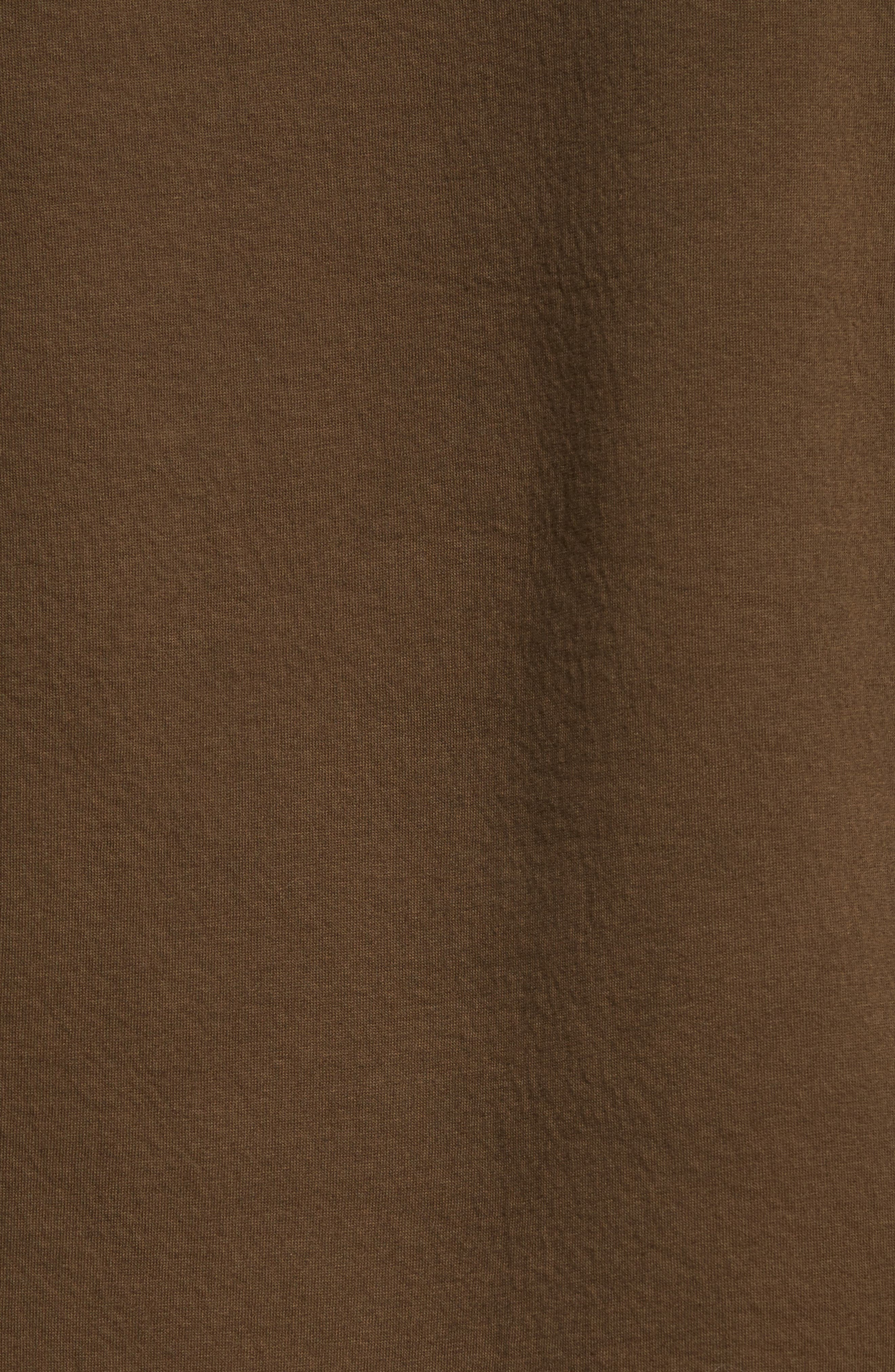 Pullover Hoodie,                             Alternate thumbnail 5, color,                             Dark Olive