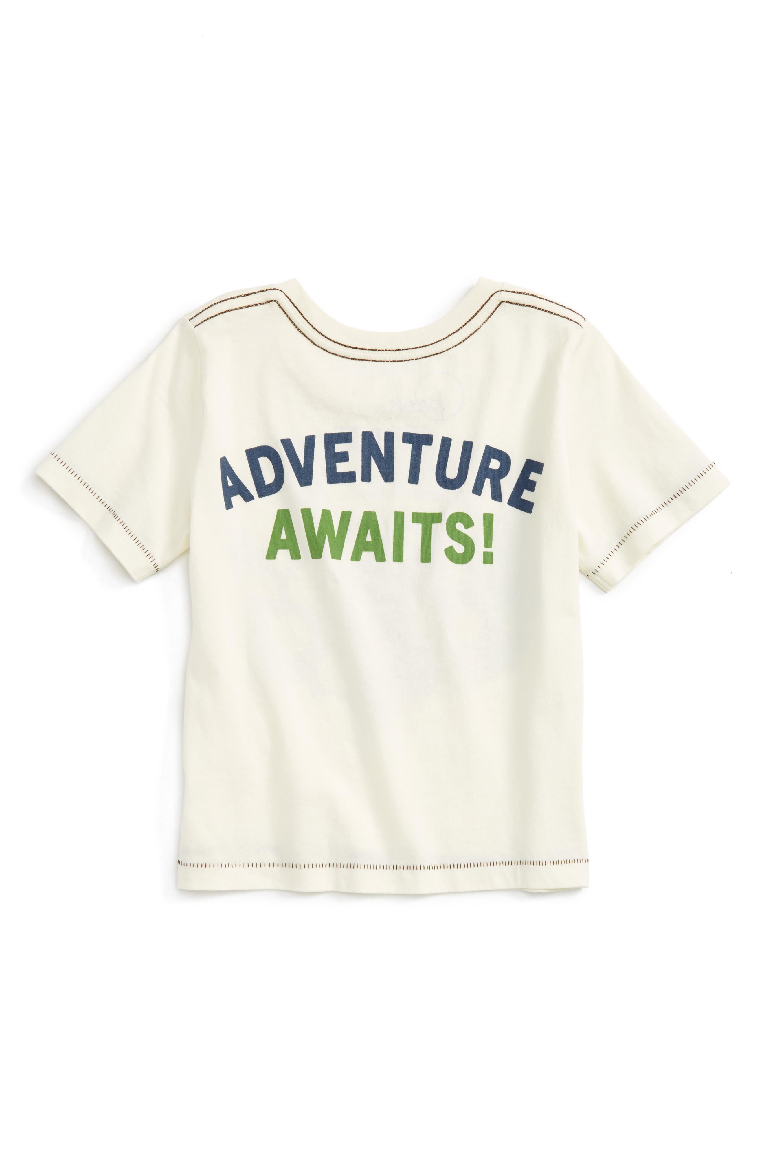Alternate Image 2  - Peek National Parks T-Shirt (Toddler Kids, Little Kids & Big Kids)