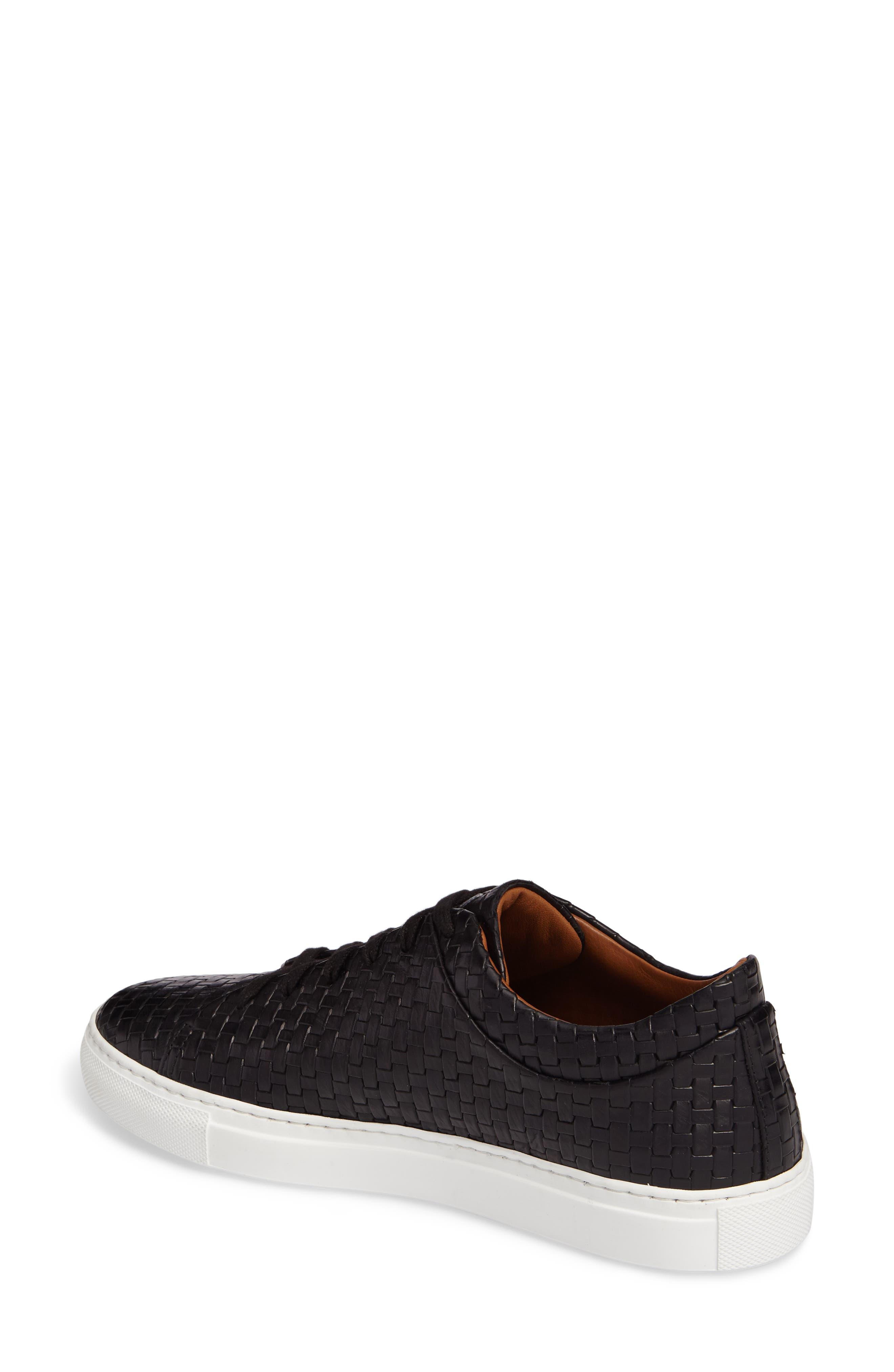Avery Weatherproof Sneaker,                             Alternate thumbnail 2, color,                             Black